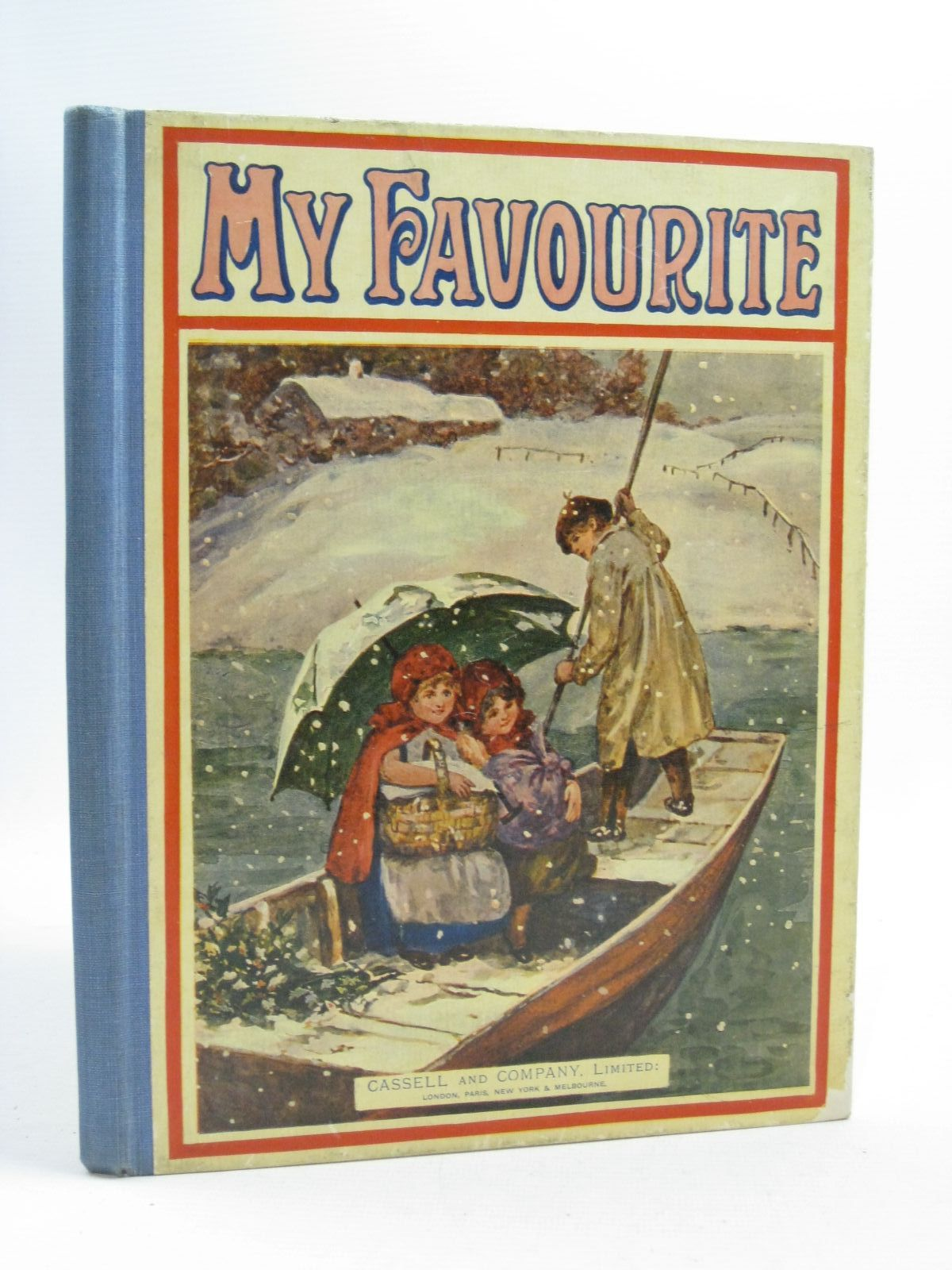 Photo of MY FAVOURITE illustrated by Holland, Percy Prout, Victor et al., published by Cassell & Company Limited (STOCK CODE: 1314965)  for sale by Stella & Rose's Books
