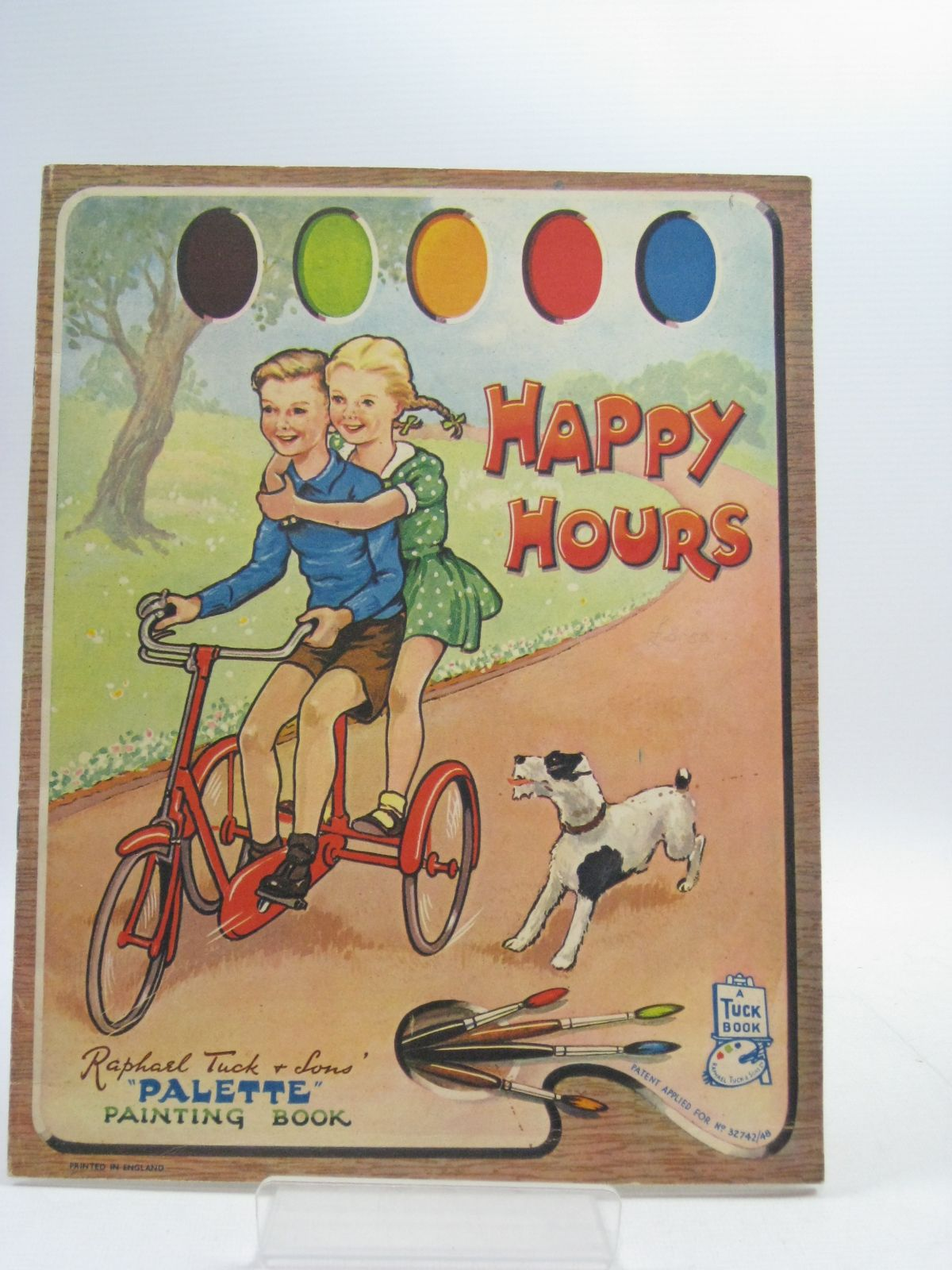 Photo of HAPPY HOURS published by Raphael Tuck & Sons Ltd. (STOCK CODE: 1314995)  for sale by Stella & Rose's Books