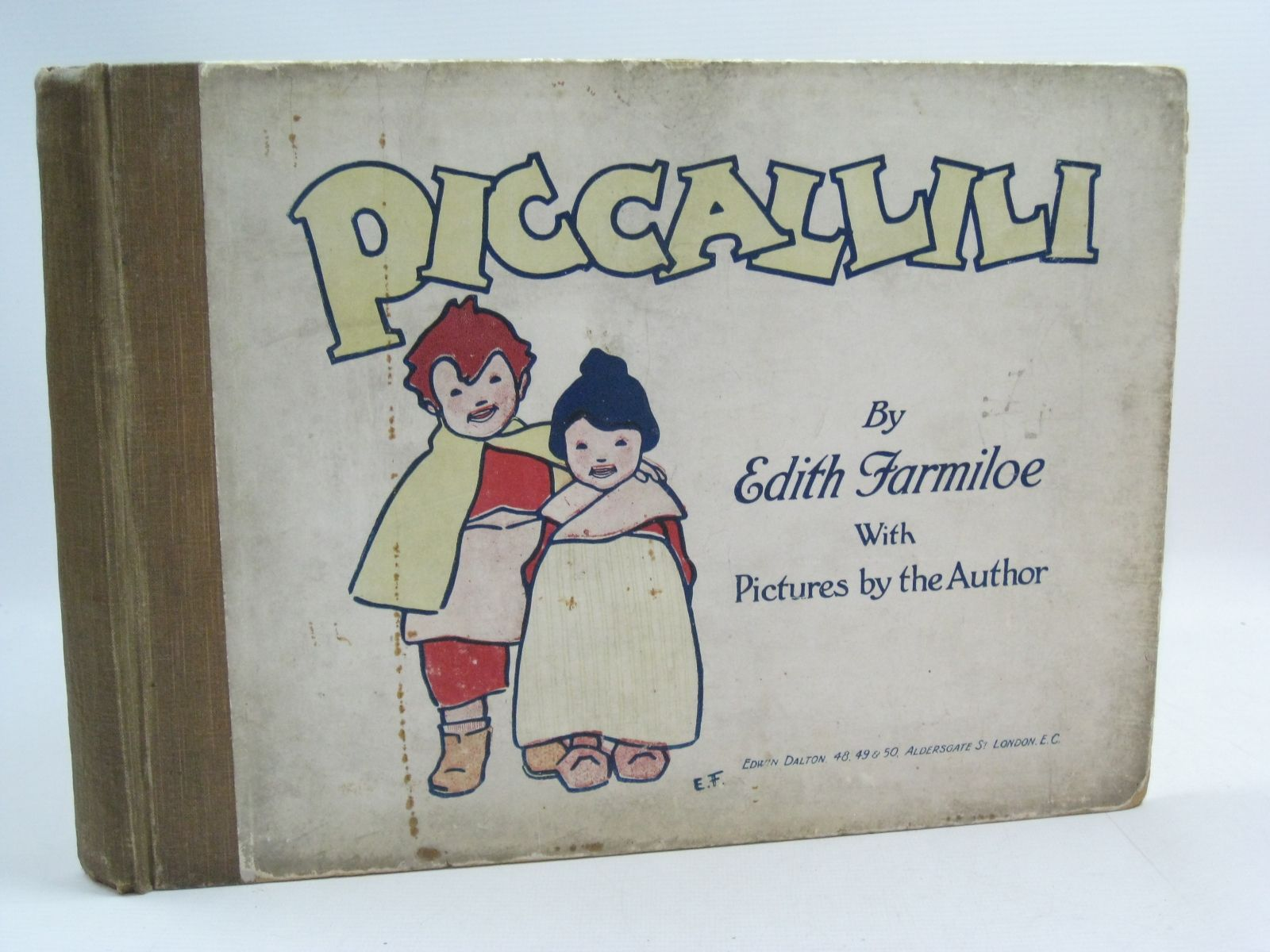 Photo of PICCALLILI written by Farmiloe, Edith illustrated by Farmiloe, Edith published by Edwin Dalton (STOCK CODE: 1315016)  for sale by Stella & Rose's Books