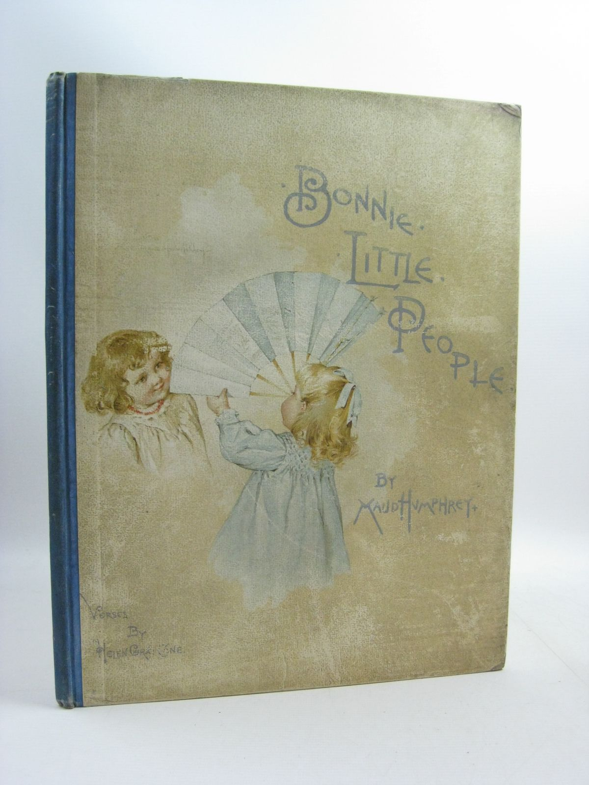Photo of BONNIE LITTLE PEOPLE written by Cone, Helen Gray illustrated by Humphrey, Maud published by Dean & Son Ltd. (STOCK CODE: 1315031)  for sale by Stella & Rose's Books