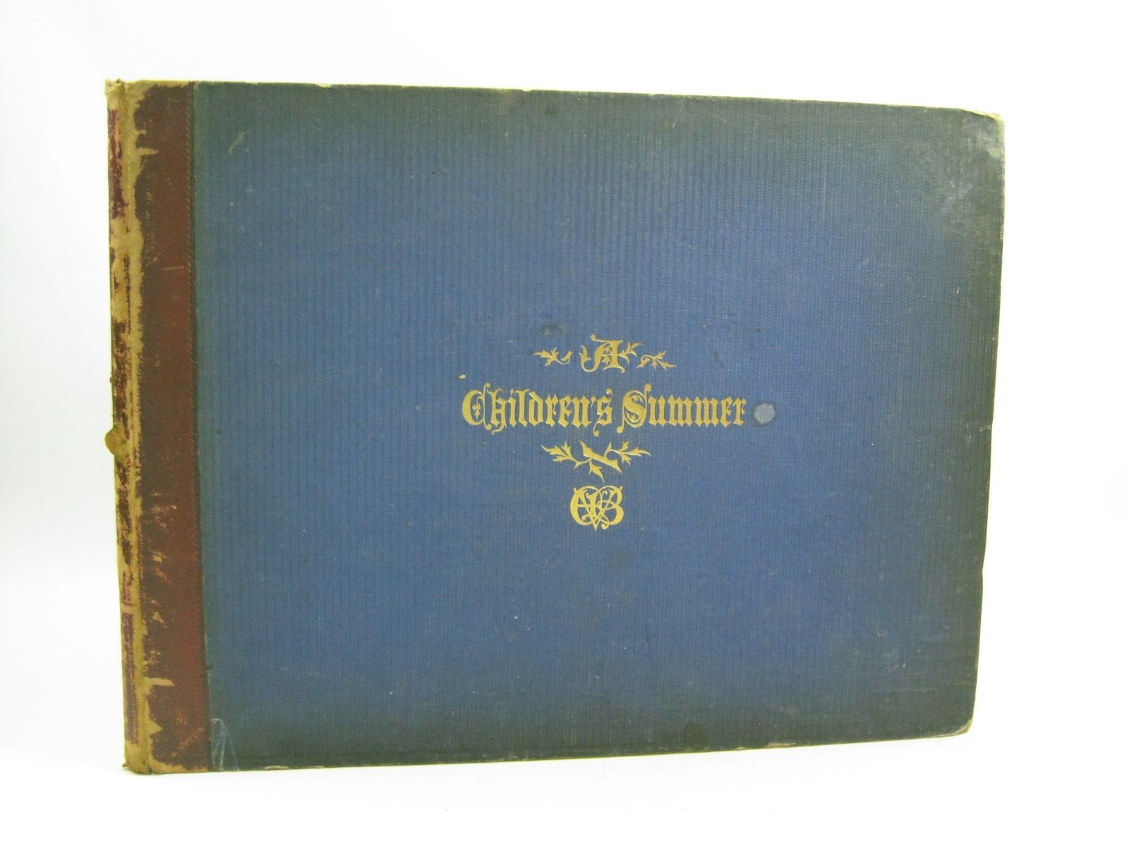 Photo of A CHILDREN'S SUMMER written by M.L.B., W.M.C., illustrated by Boyle, Eleanor Vere published by Addey & Co. (STOCK CODE: 1315032)  for sale by Stella & Rose's Books