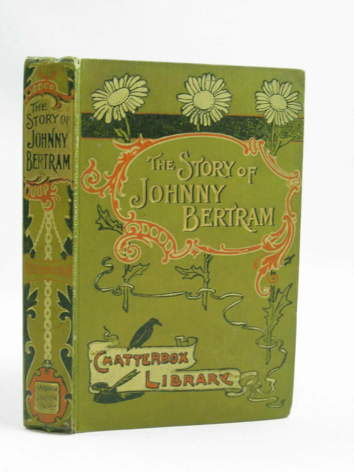 Photo of THE STORY OF JOHNNY BERTRAM written by McKean, D.B. illustrated by Groome, W.H.C. published by Wells Gardner, Darton & Co. (STOCK CODE: 1315039)  for sale by Stella & Rose's Books