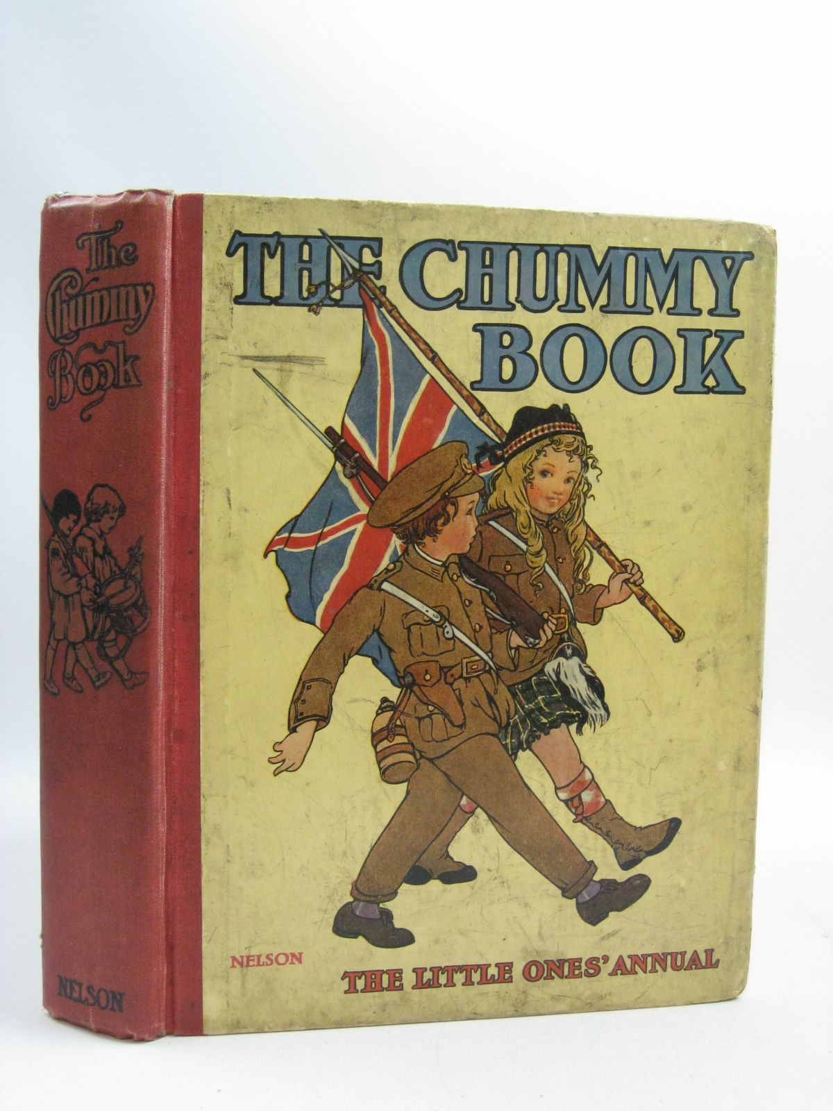 Photo of THE CHUMMY BOOK -  THE LITTLE ONES' ANNUAL THIRD YEAR- Stock Number: 1315068