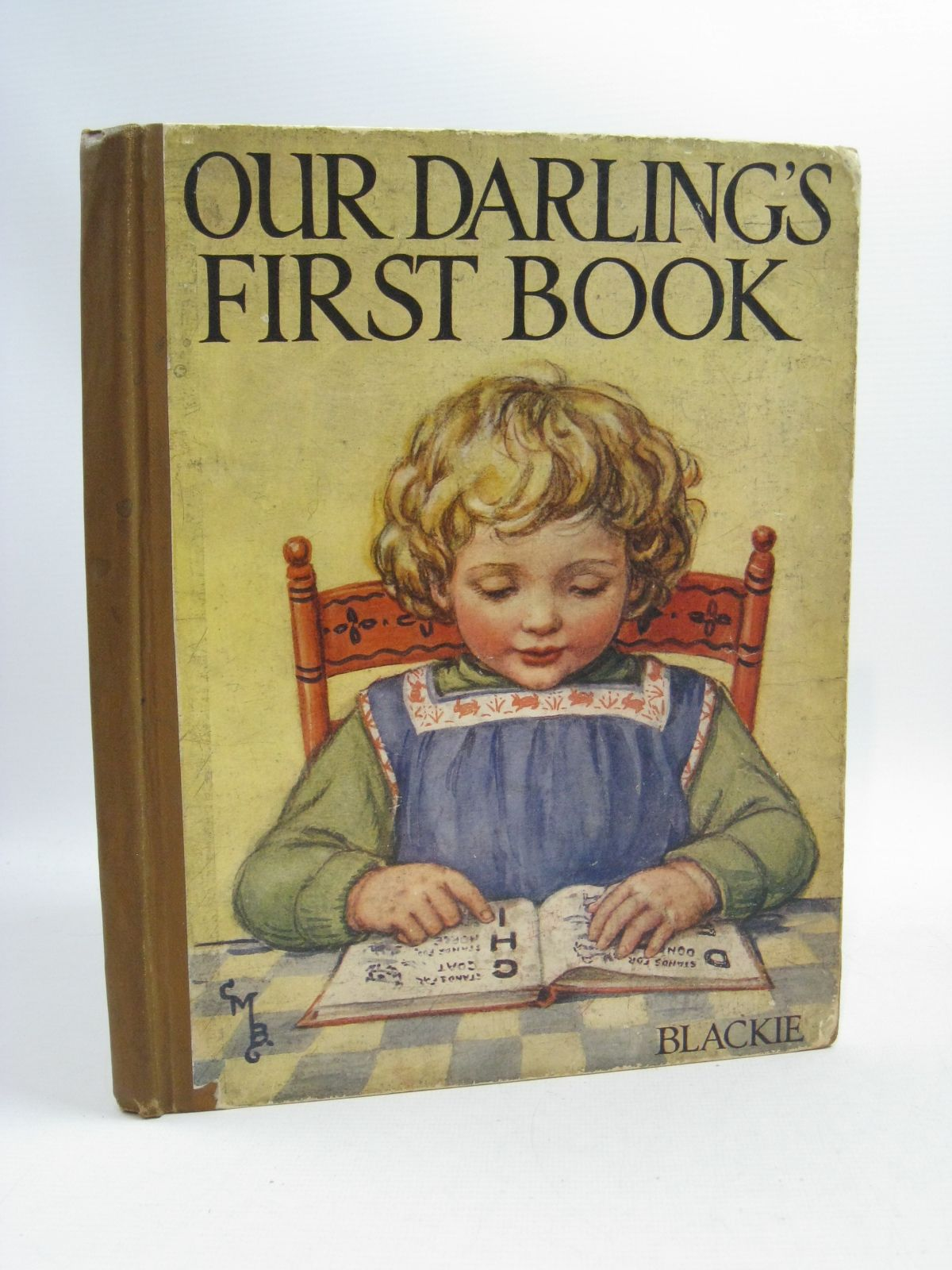 Photo of OUR DARLING'S FIRST BOOK illustrated by Barker, Cicely Mary Neilson, Harry B. Cubitt, Edith A. published by Blackie & Son Ltd. (STOCK CODE: 1315069)  for sale by Stella & Rose's Books