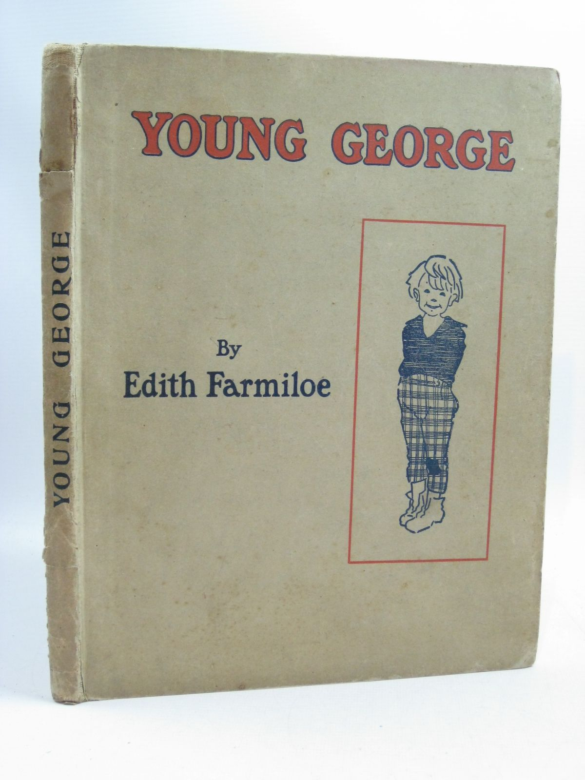 Photo of YOUNG GEORGE - HIS LIFE- Stock Number: 1315110