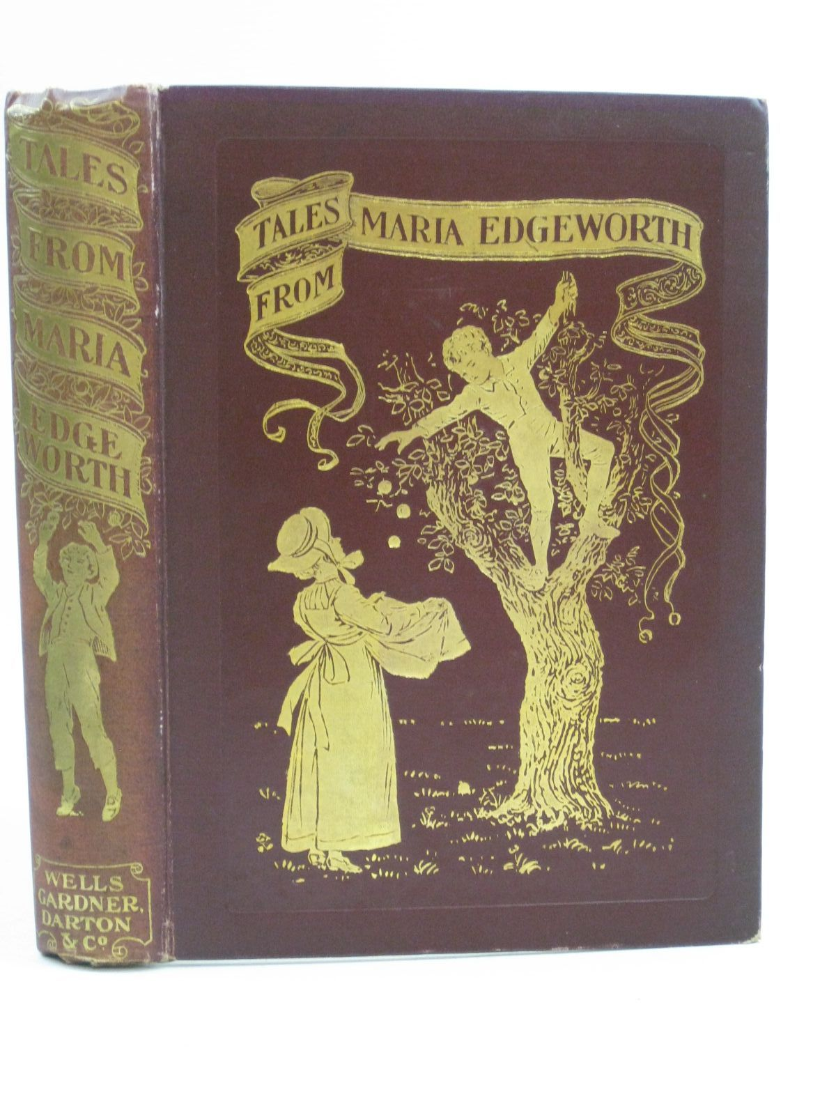 Photo of TALES FROM MARIA EDGEWORTH- Stock Number: 1315113