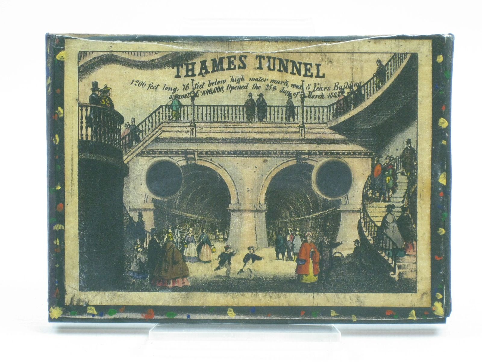 Photo of THAMES TUNNEL PEEPSHOW- Stock Number: 1315145