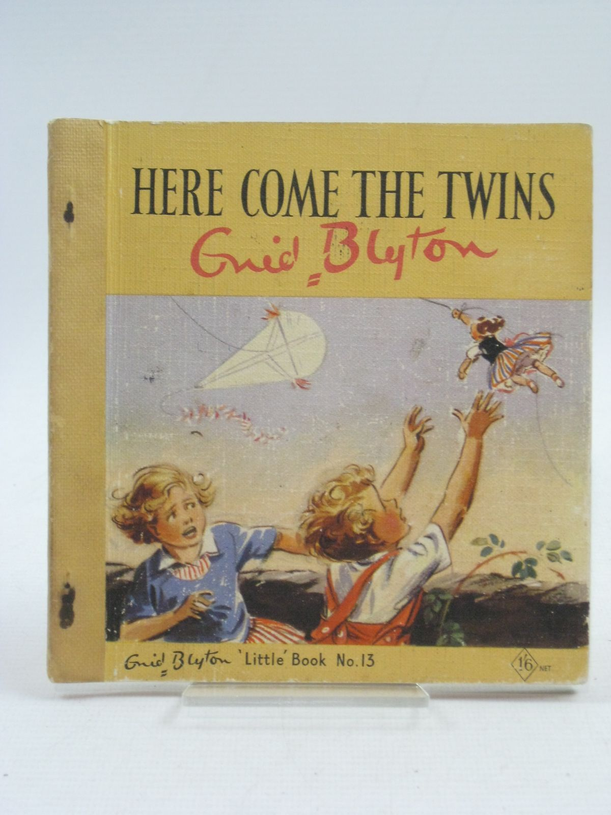 Photo of HERE COME THE TWINS written by Blyton, Enid illustrated by Soper, Eileen published by The Brockhampton Press Ltd. (STOCK CODE: 1315160)  for sale by Stella & Rose's Books