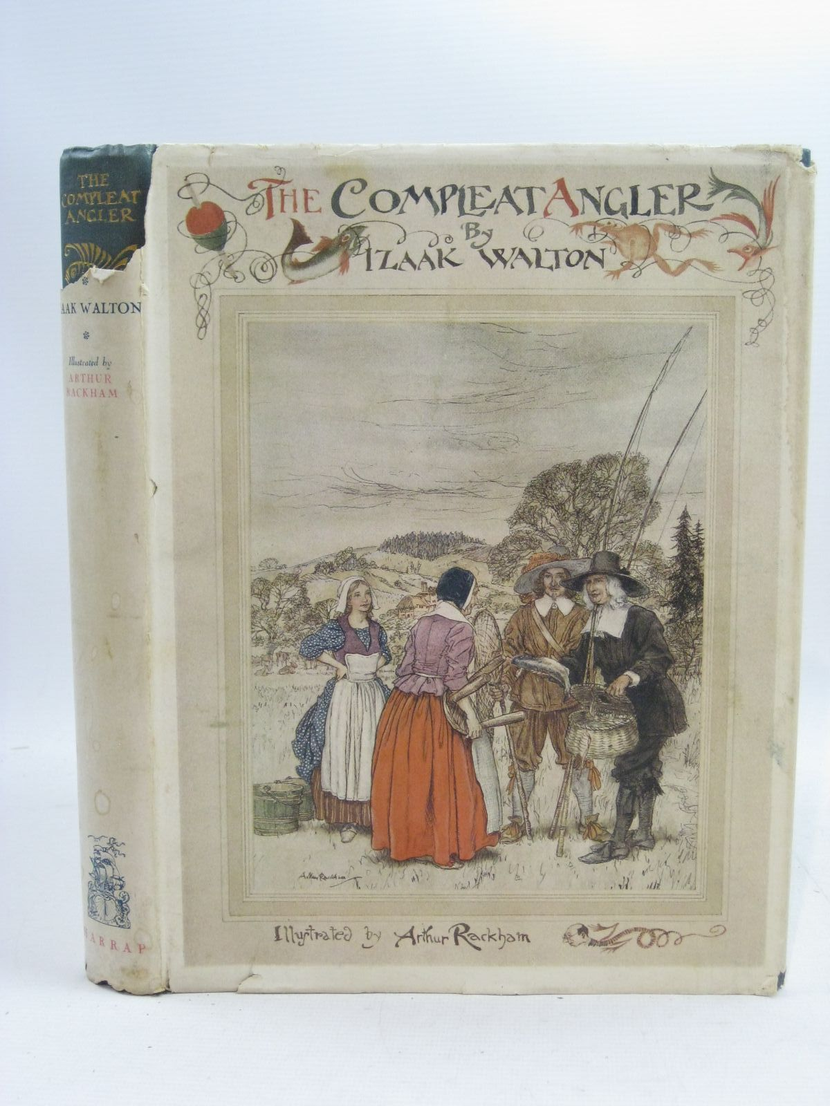 Photo of THE COMPLEAT ANGLER- Stock Number: 1315197