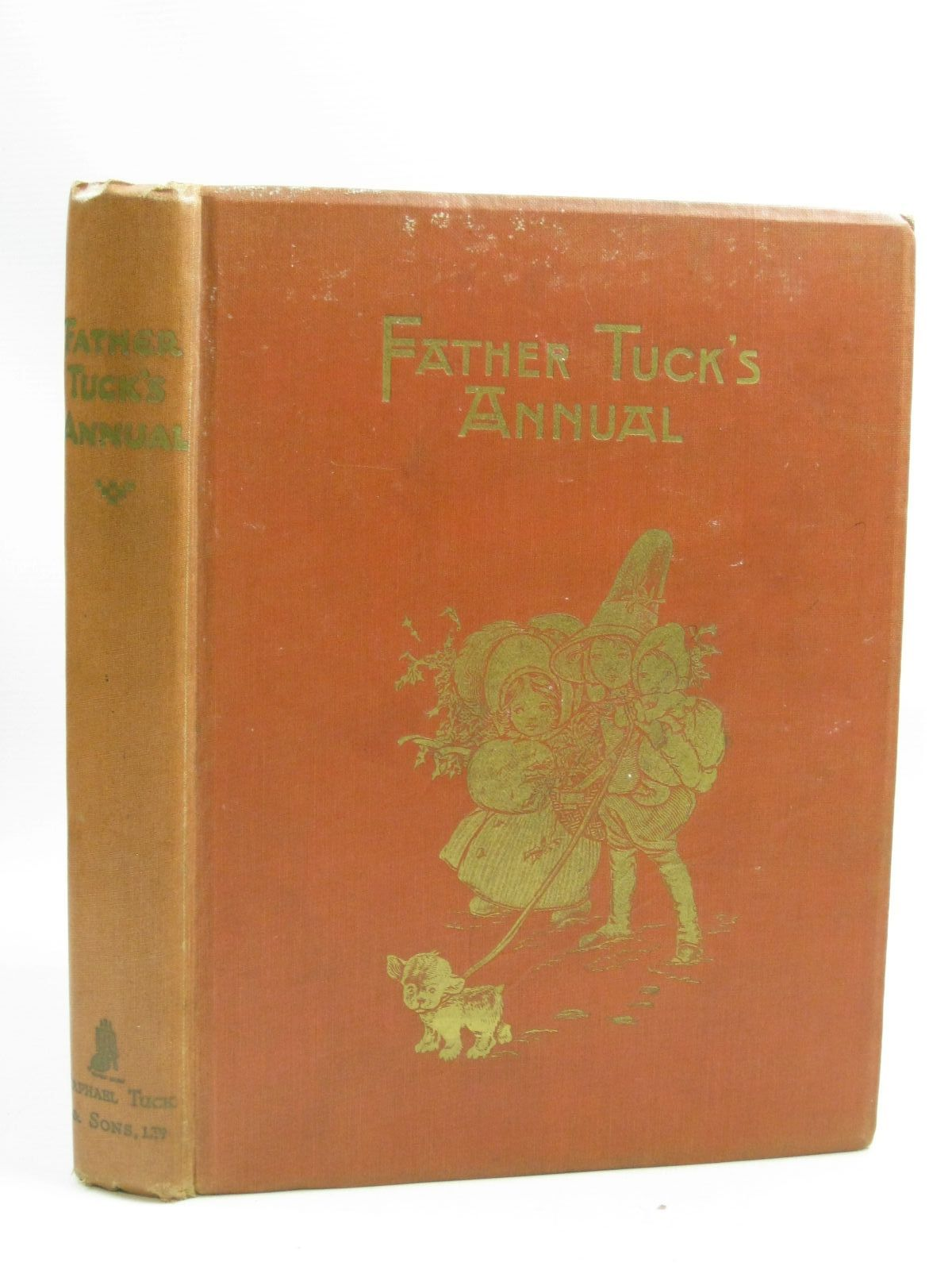 Photo of FATHER TUCK'S ANNUAL - 20TH YEAR written by Vredenburg, Edric