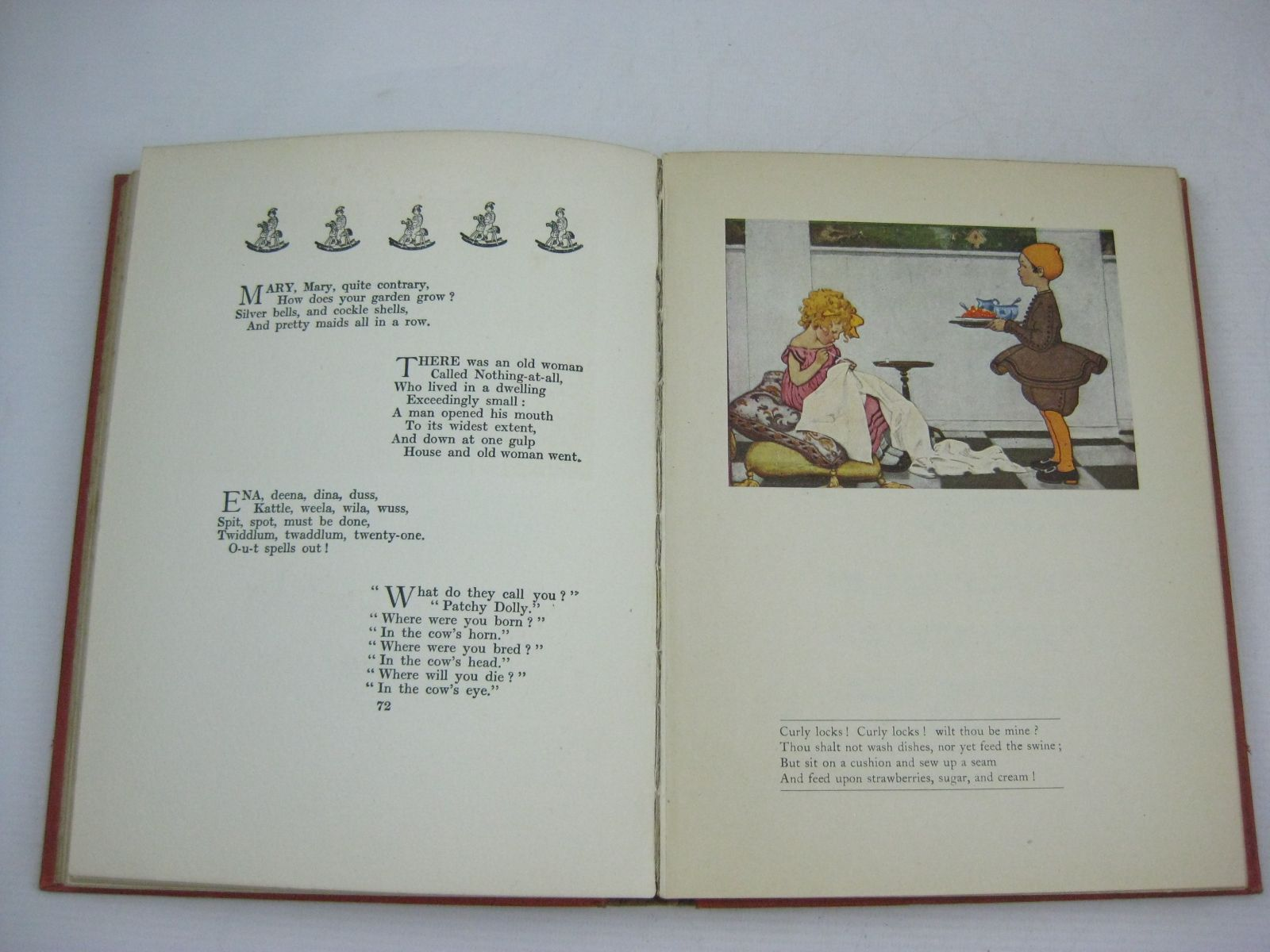 Photo of MOTHER GOOSE illustrated by Smith, Jessie Willcox published by Hodder & Stoughton (STOCK CODE: 1315243)  for sale by Stella & Rose's Books