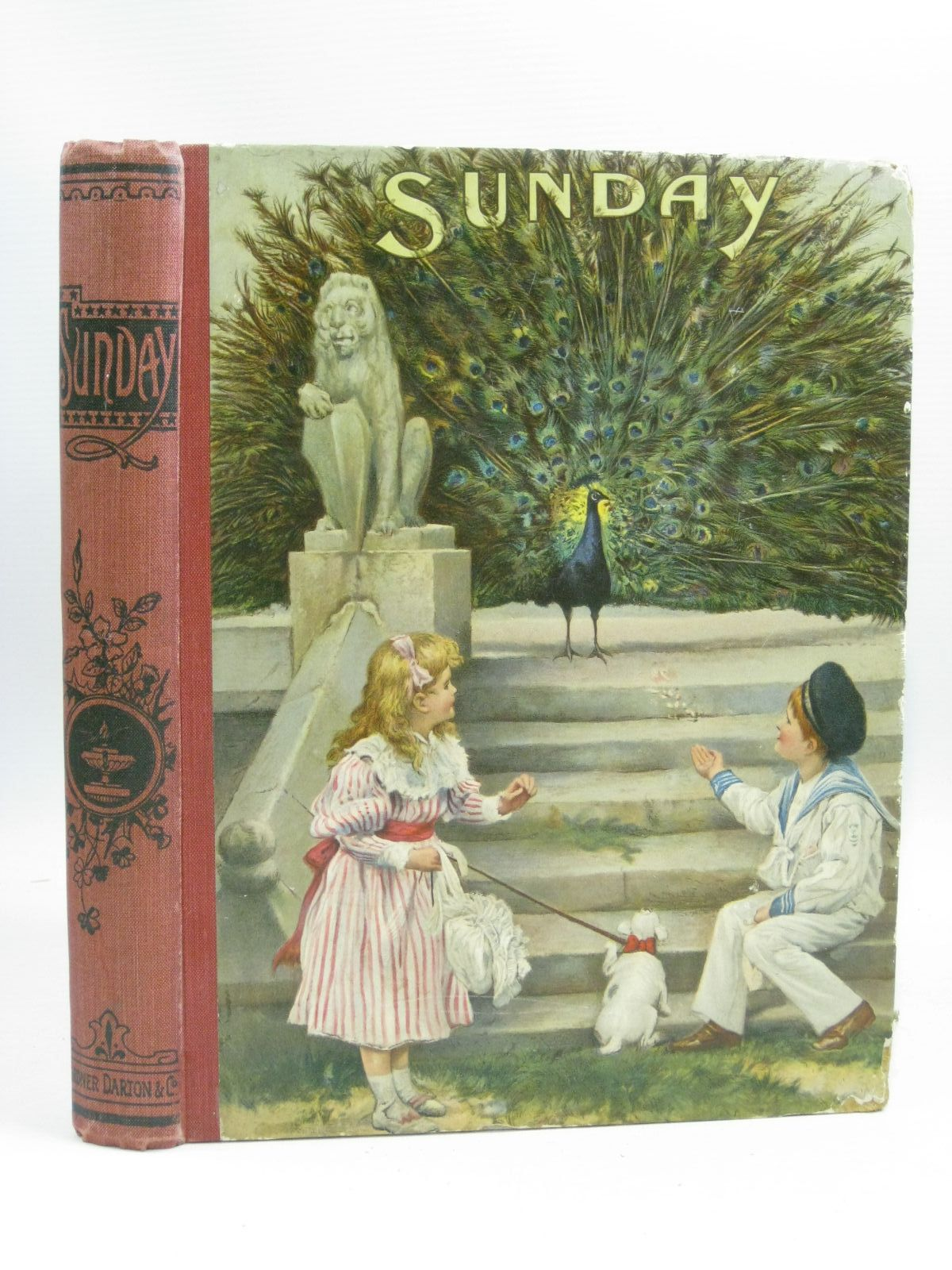 Photo of SUNDAY written by Lefevre, Felicite Smith, W. Percy Crockett, S.R. et al, published by Wells Gardner, Darton & Co. Ltd. (STOCK CODE: 1315244)  for sale by Stella & Rose's Books