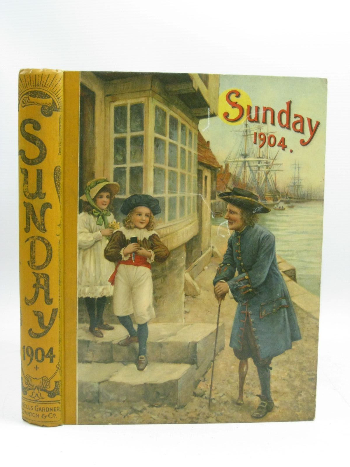 Photo of SUNDAY READING FOR THE YOUNG 1904- Stock Number: 1315246