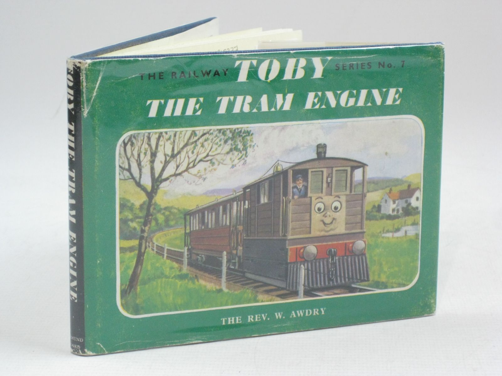 Photo of TOBY THE TRAM ENGINE- Stock Number: 1315337