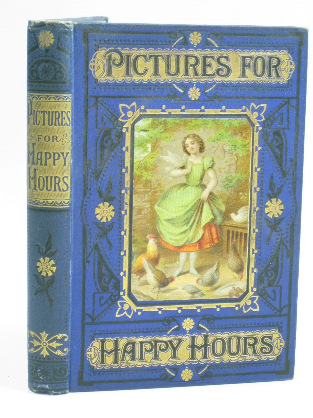 Photo of PICTURES FOR HAPPY HOURS published by Cassell Petter & Galpin (STOCK CODE: 1315390)  for sale by Stella & Rose's Books