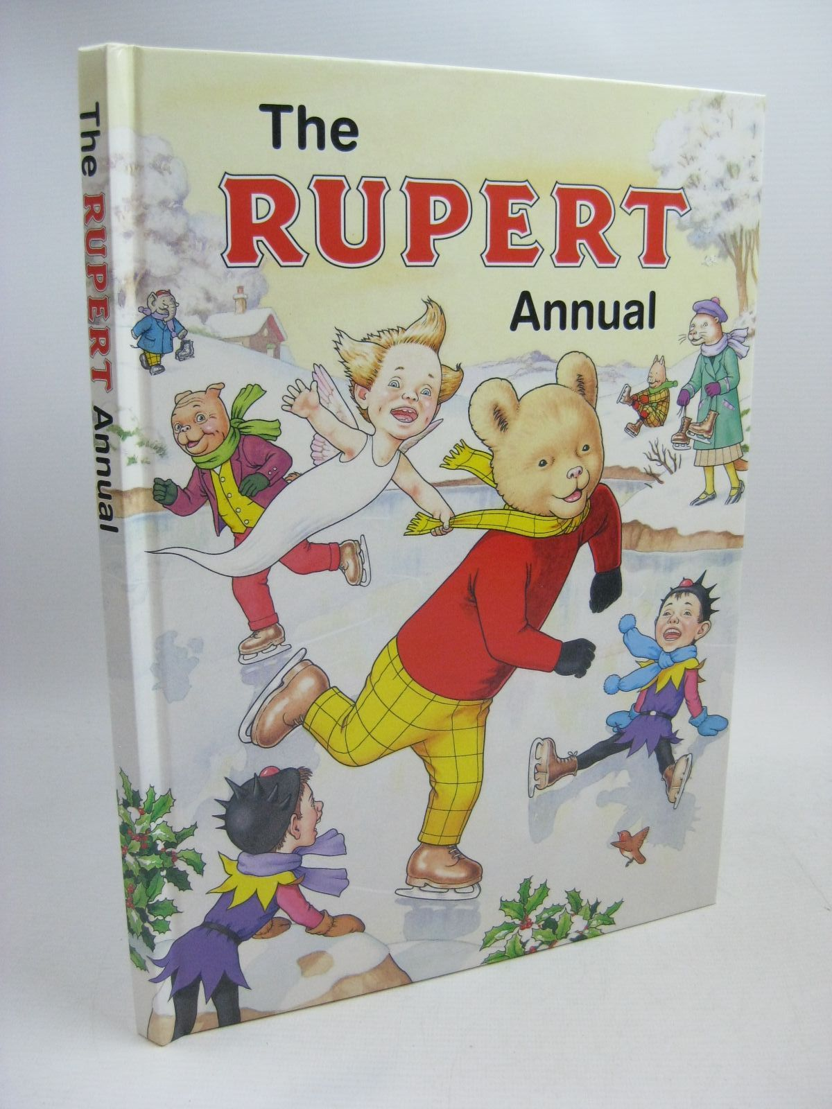 Photo of RUPERT ANNUAL 2005 written by Henderson, James Robinson, Ian illustrated by Harrold, John published by Express Newspapers Ltd. (STOCK CODE: 1315422)  for sale by Stella & Rose's Books