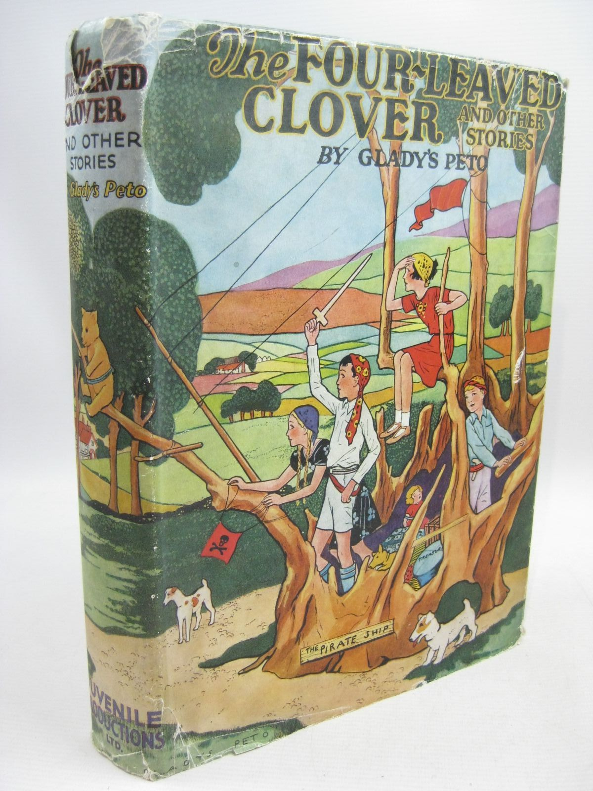 Photo of THE FOUR-LEAVED CLOVER AND OTHER STORIES- Stock Number: 1315490