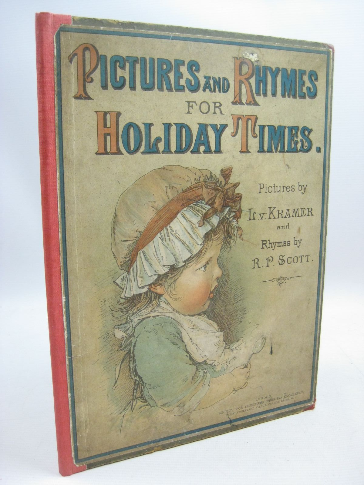 Photo of PICTURES AND RHYMES FOR HOLIDAY TIMES- Stock Number: 1315501