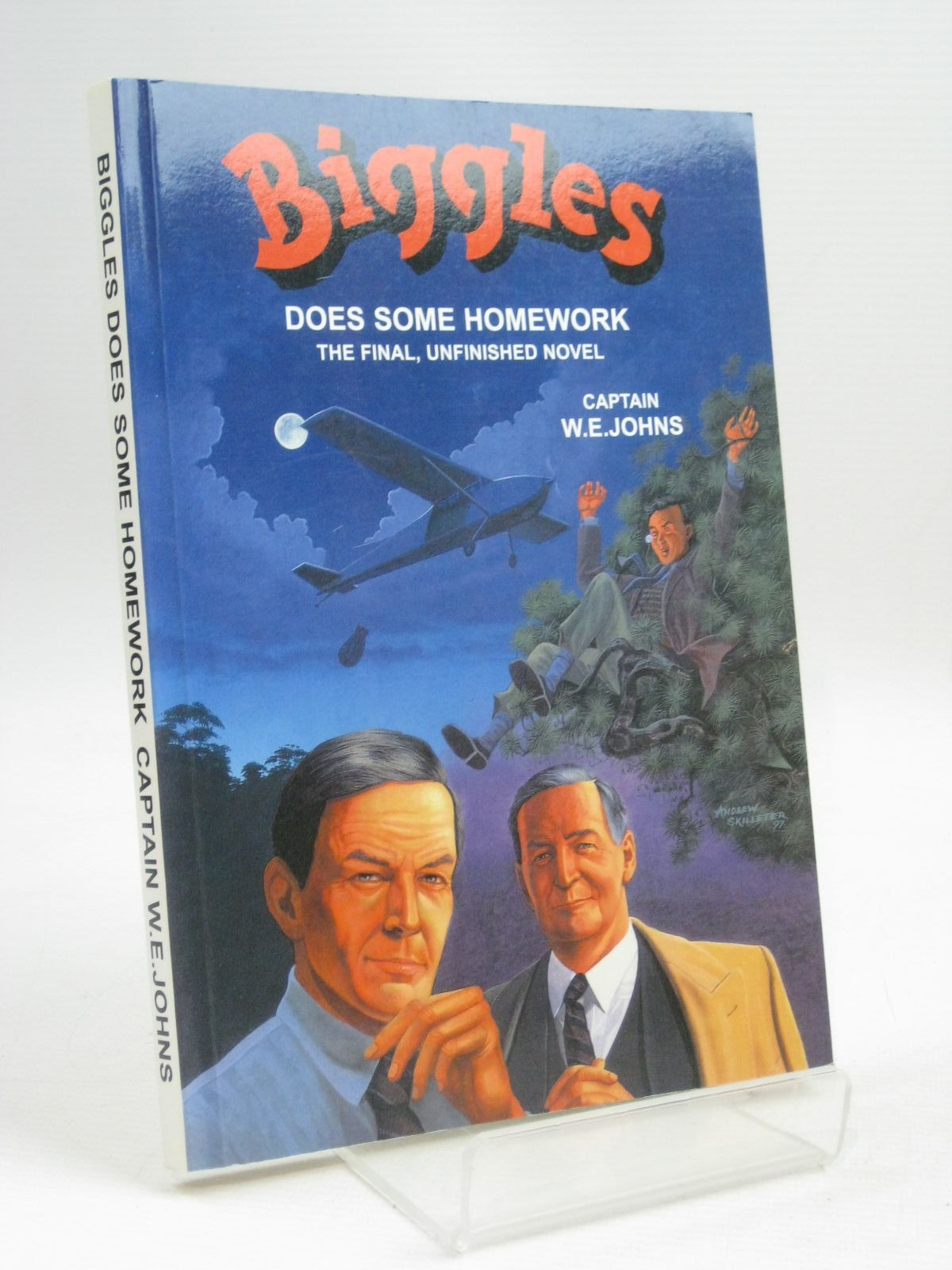 Photo of BIGGLES DOES SOME HOMEWORK- Stock Number: 1315608