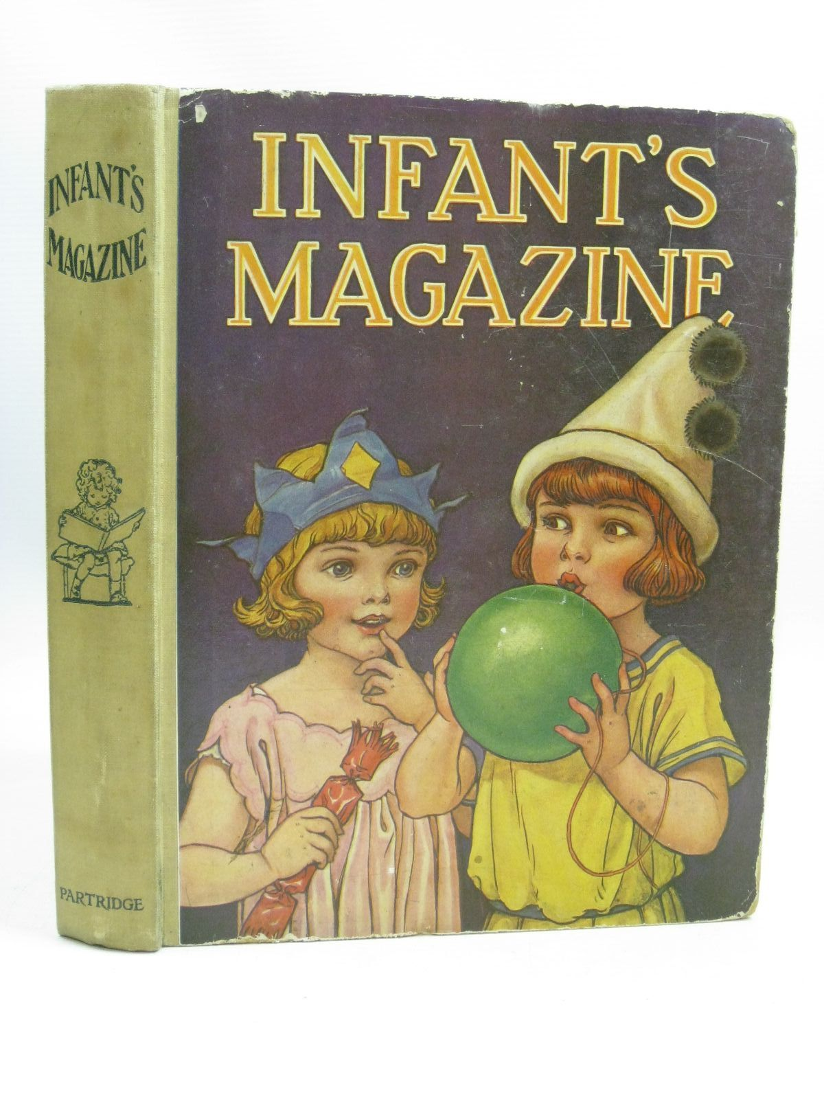 Photo of INFANT'S MAGAZINE written by Midwinter, M.C.<br />Cash, Agness E.<br />Lea, John<br />et al, illustrated by Brisley, Nina K.<br />Cobb, Ruth<br />Brightwell, L.R.<br />Neilson, Harry B.<br />et al., published by Partridge (STOCK CODE: 1315634)  for sale by Stella & Rose's Books
