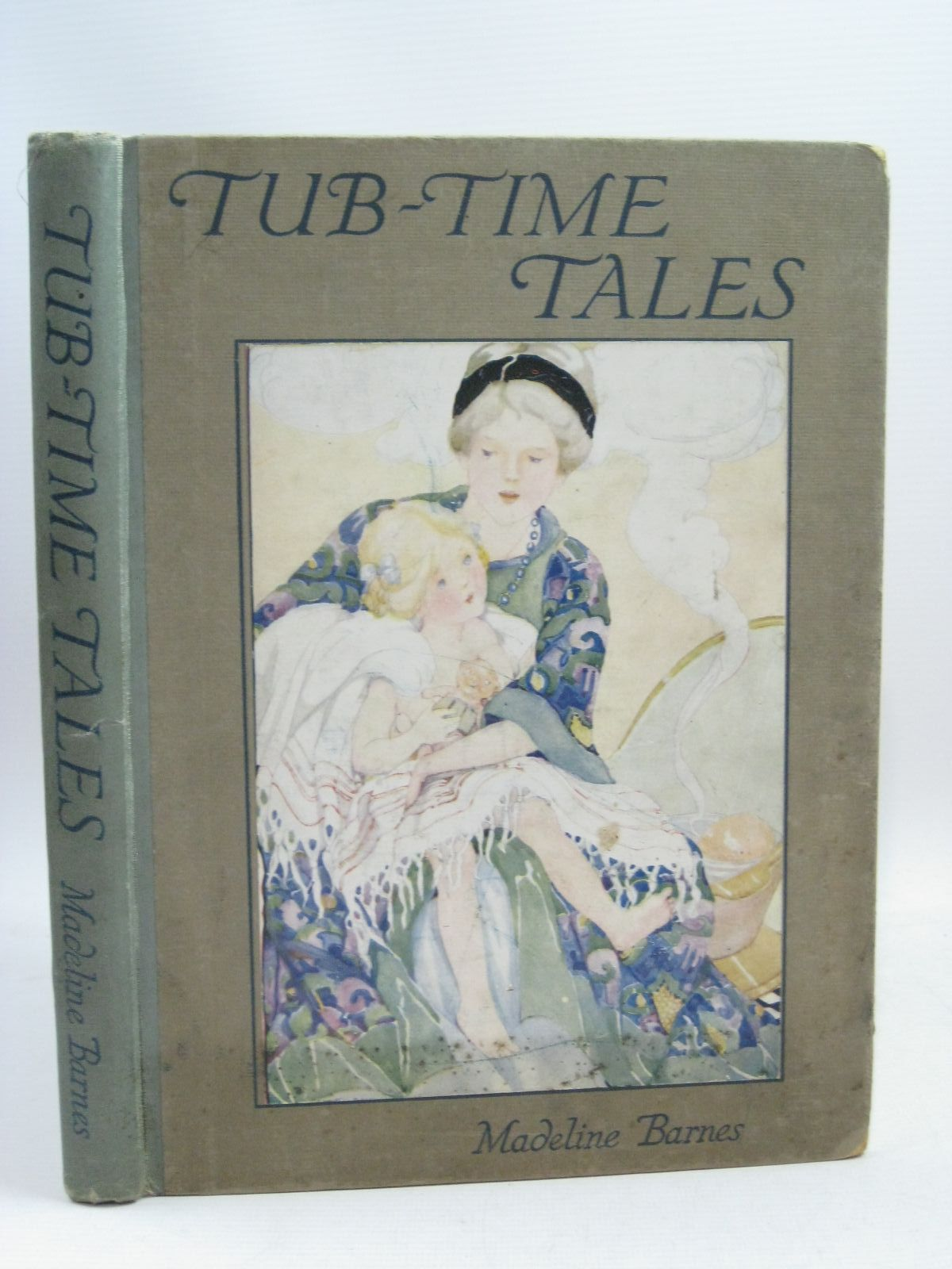Photo of TUB-TIME TALES written by Barnes, Madeline illustrated by Anderson, Anne published by Blackie & Son Ltd. (STOCK CODE: 1315652)  for sale by Stella & Rose's Books