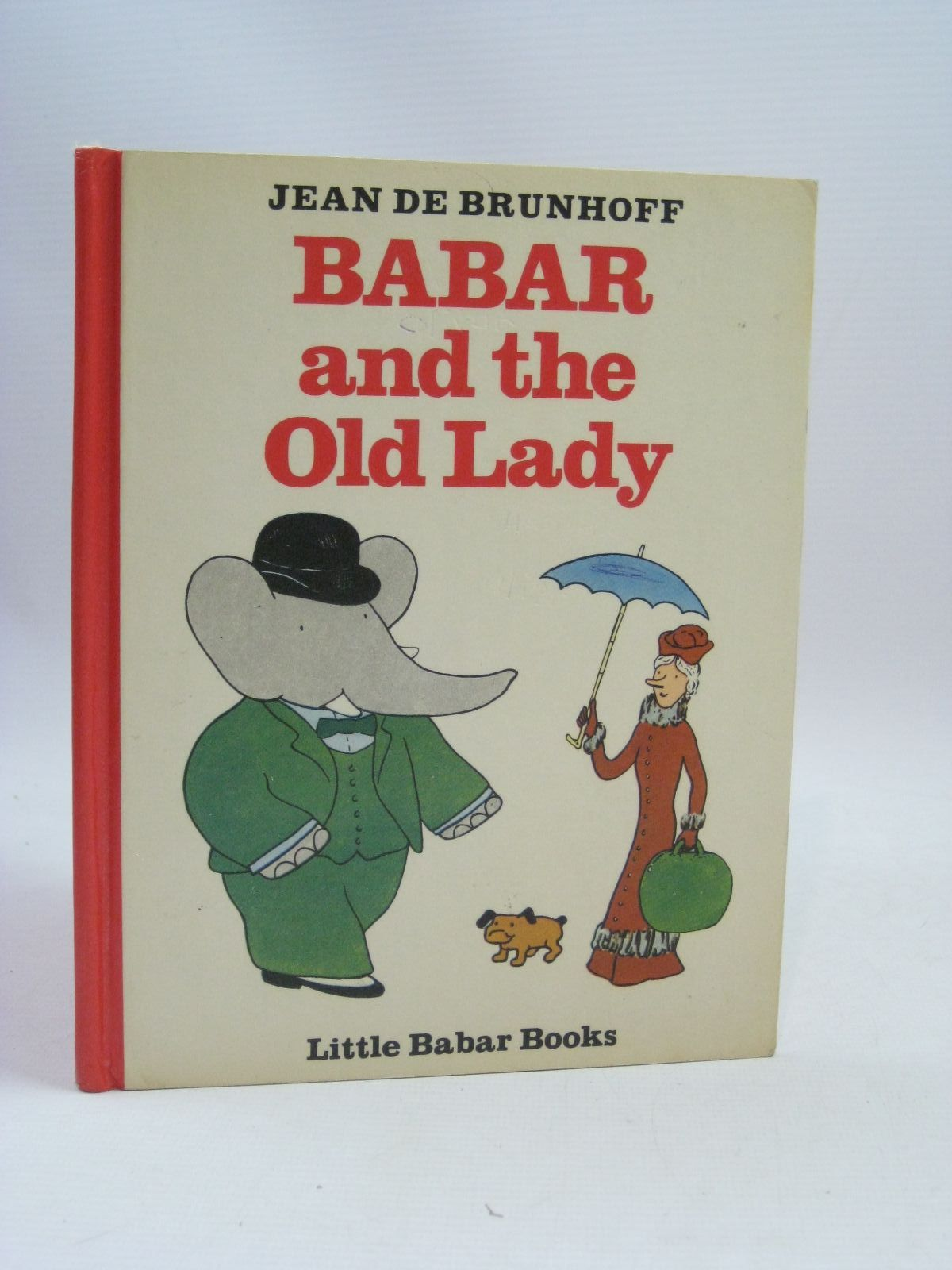 Photo of BABAR AND THE OLD LADY- Stock Number: 1315679