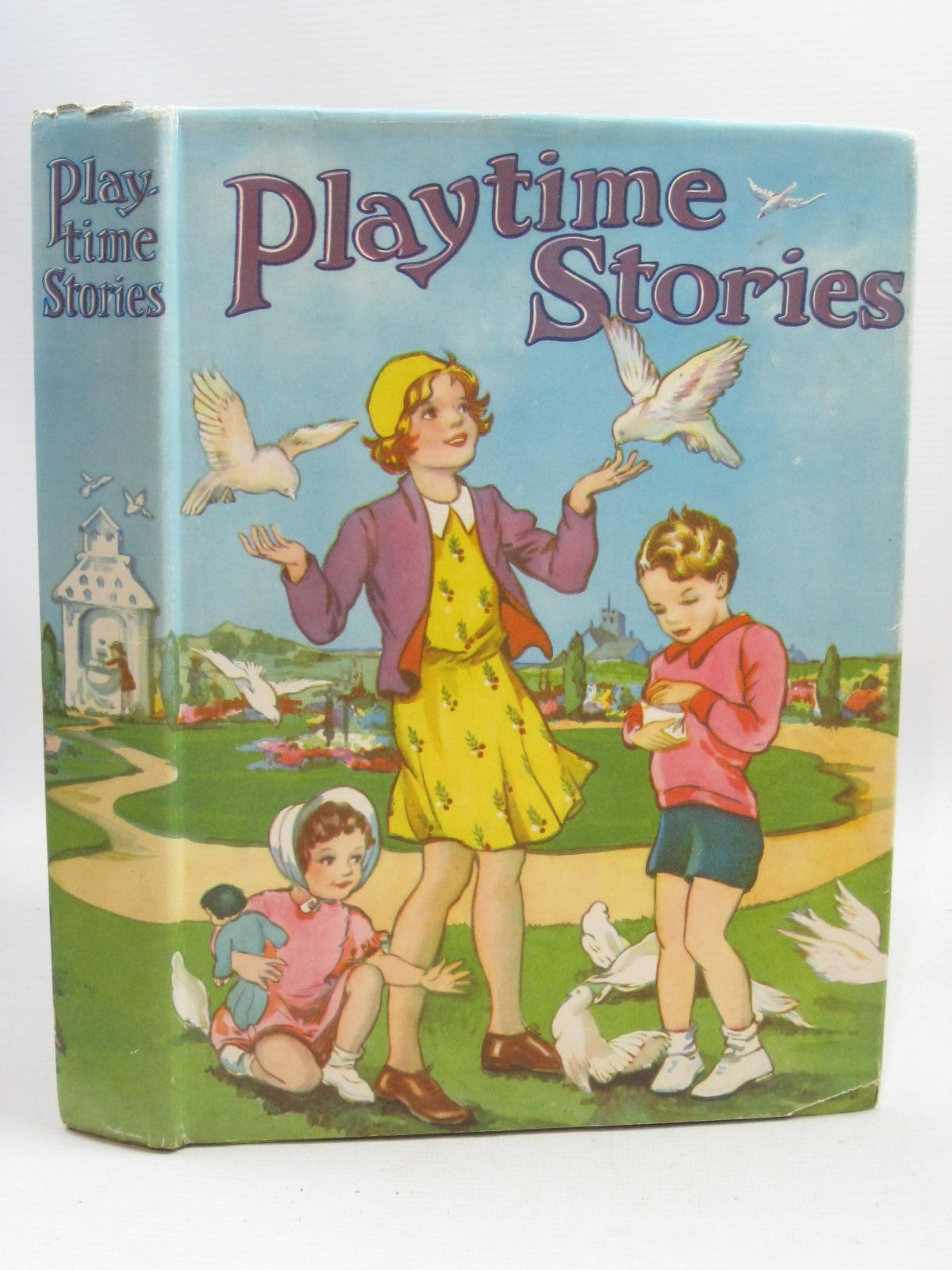 Photo of PLAYTIME STORIES published by John F. Shaw & Co Ltd. (STOCK CODE: 1315747)  for sale by Stella & Rose's Books