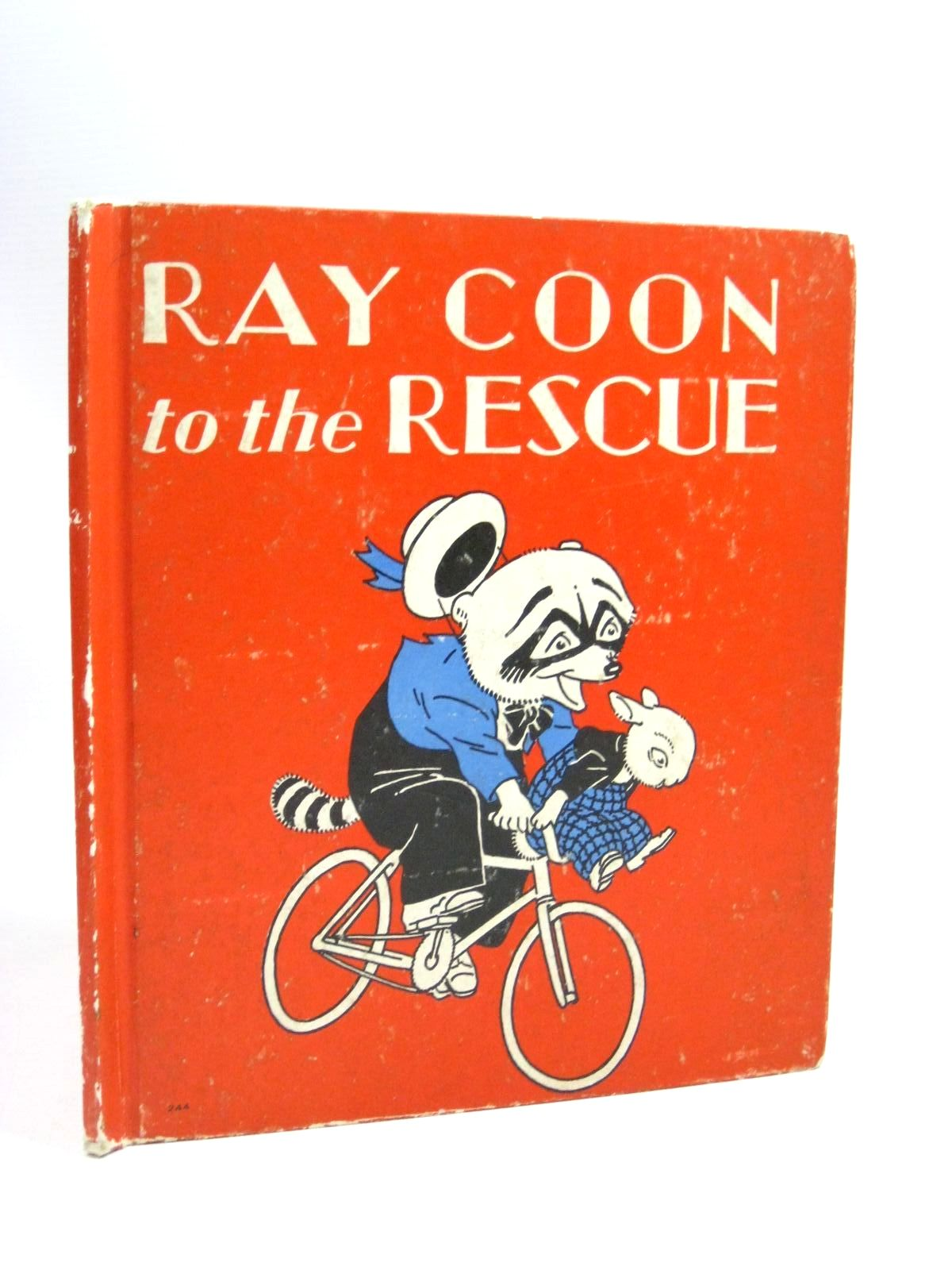 Photo of RAY COON TO THE RESCUE- Stock Number: 1315828
