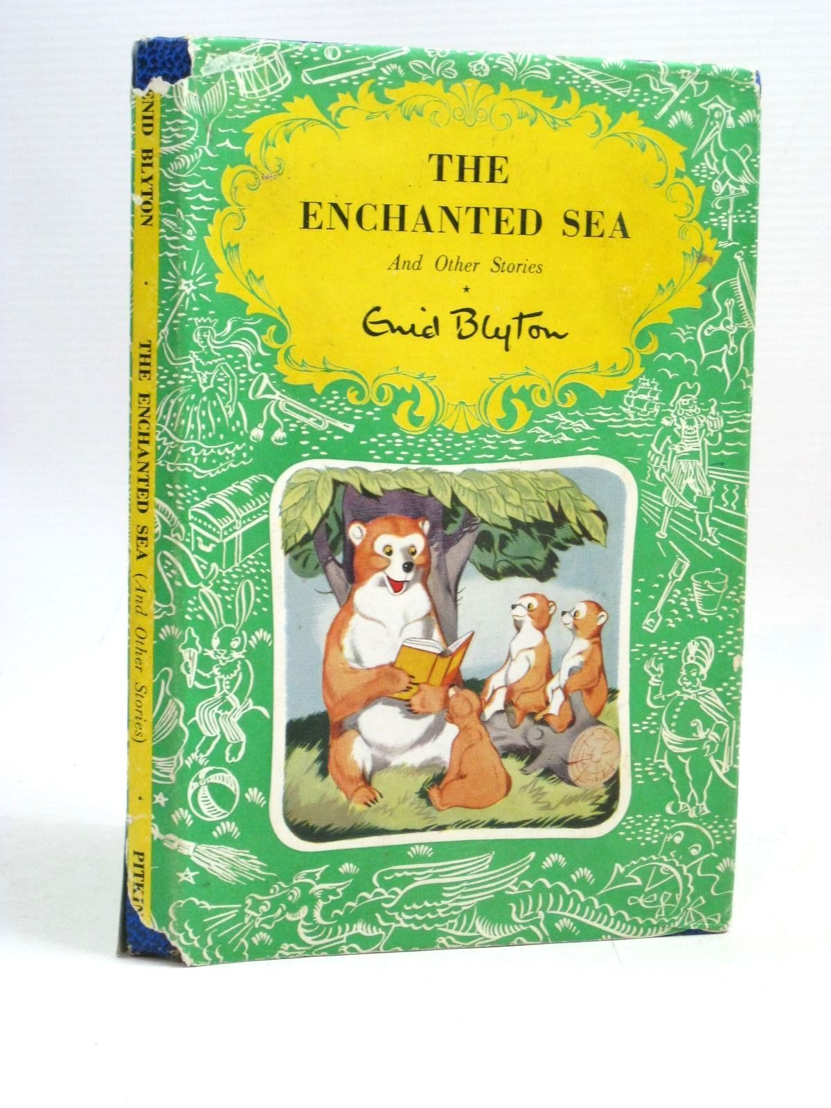 Photo of THE ENCHANTED SEA AND OTHER STORIES written by Blyton, Enid published by Pitkin (STOCK CODE: 1315833)  for sale by Stella & Rose's Books