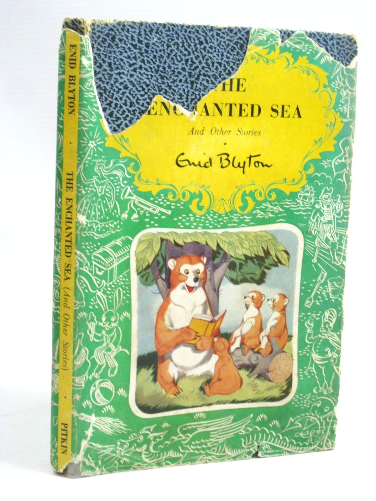Photo of THE ENCHANTED SEA AND OTHER STORIES written by Blyton, Enid published by Pitkin (STOCK CODE: 1315845)  for sale by Stella & Rose's Books