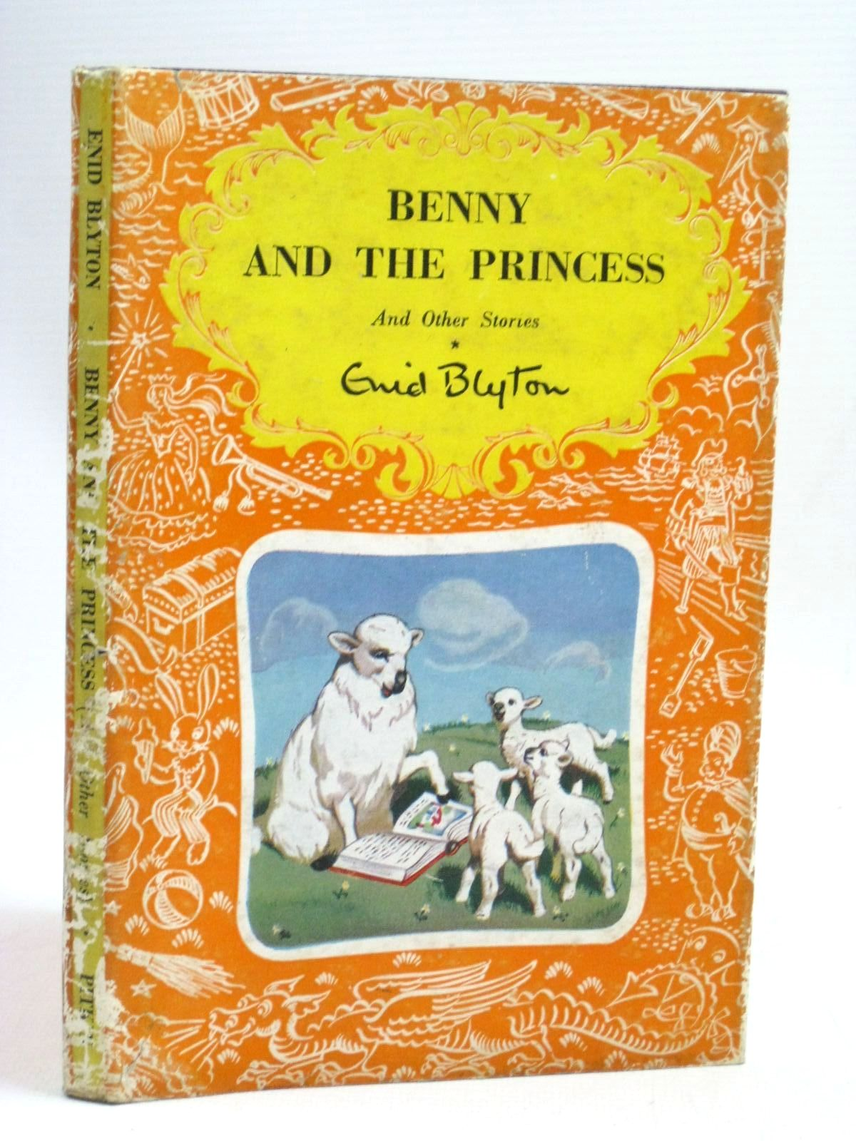 Photo of BENNY AND THE PRINCESS AND OTHER STORIES written by Blyton, Enid illustrated by Venus, Sylvia published by Pitkin (STOCK CODE: 1315846)  for sale by Stella & Rose's Books