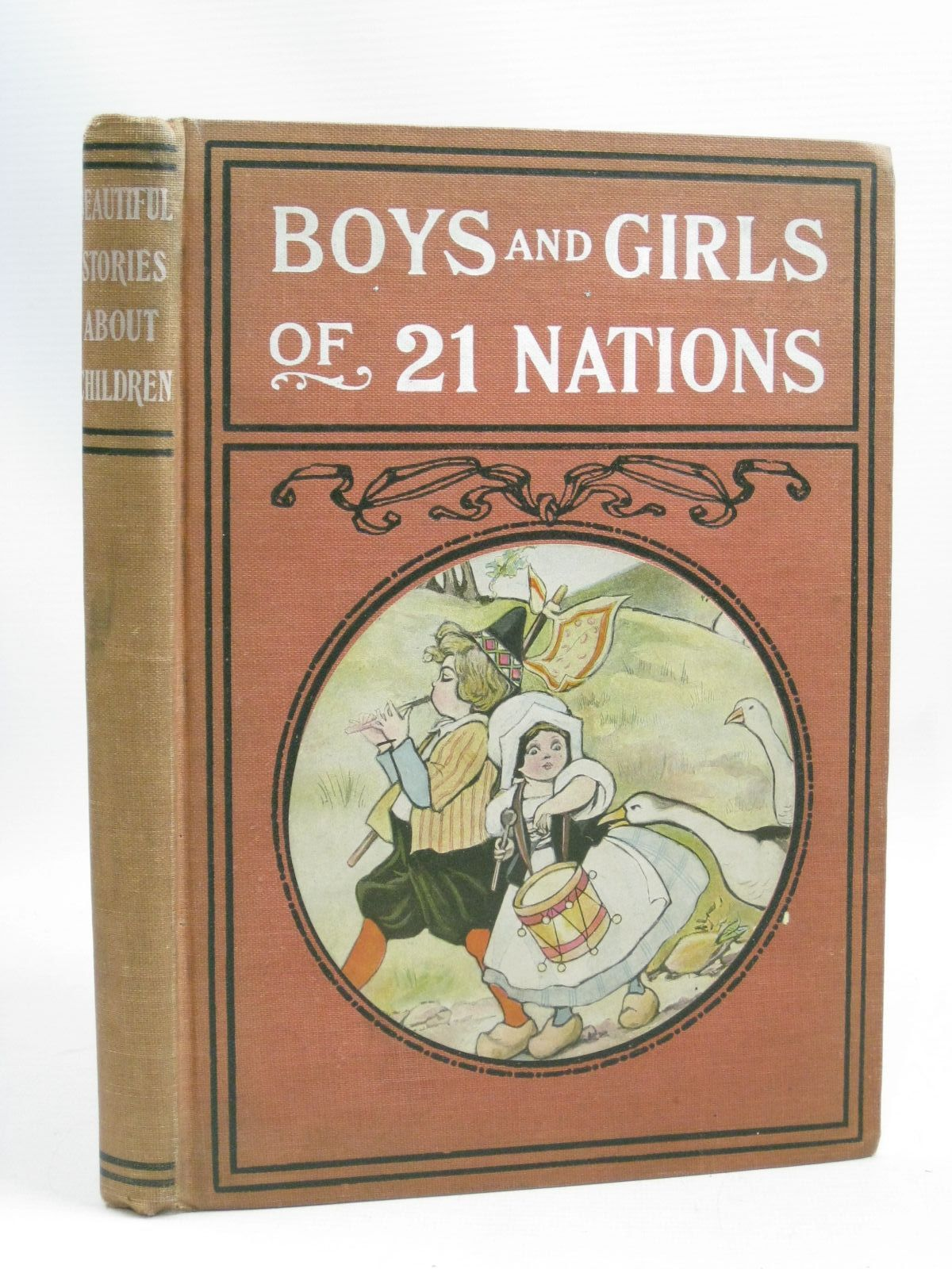 Photo of TRUE STORIES ABOUT BOYS AND GIRLS OF ALL NATIONS- Stock Number: 1315864