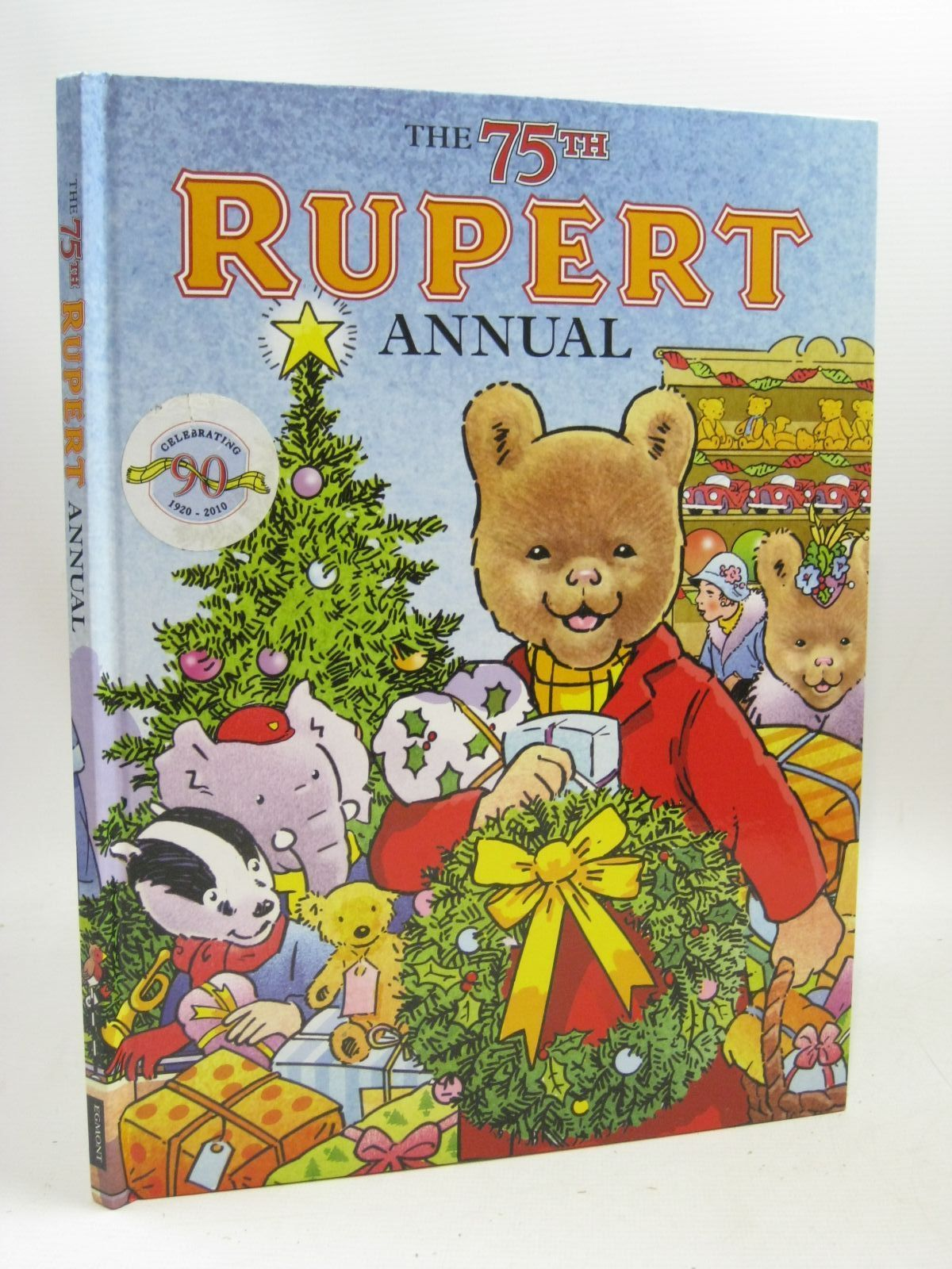 Photo of RUPERT ANNUAL 2010- Stock Number: 1316106