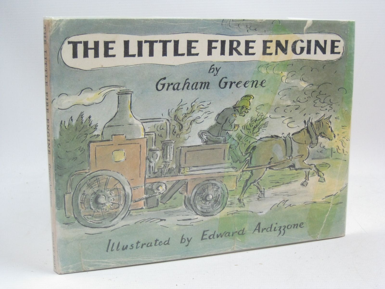 Photo of THE LITTLE FIRE ENGINE- Stock Number: 1316107