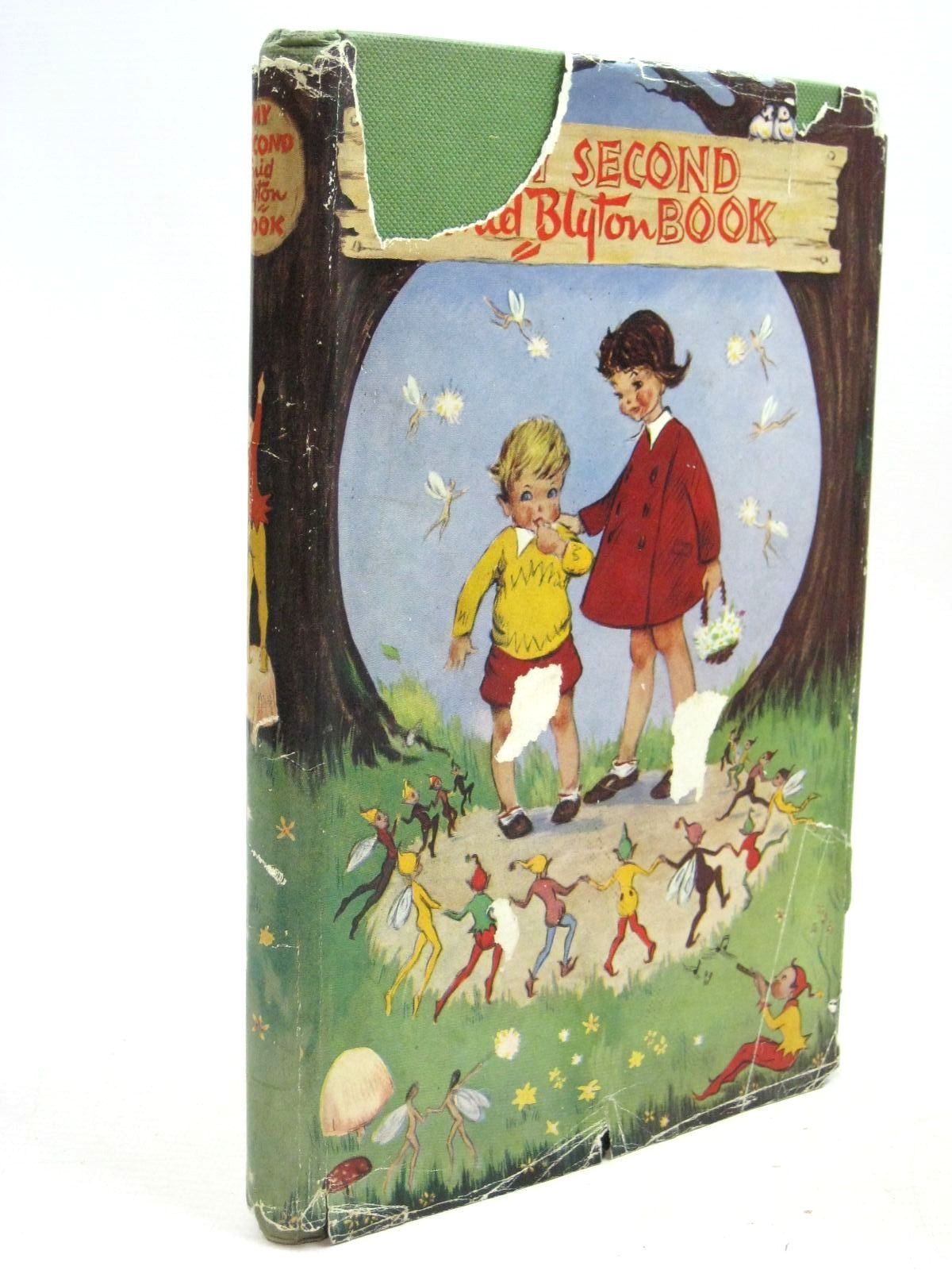 Photo of MY SECOND ENID BLYTON BOOK written by Blyton, Enid illustrated by Steed, Cicely published by Latimer House Limited (STOCK CODE: 1316125)  for sale by Stella & Rose's Books