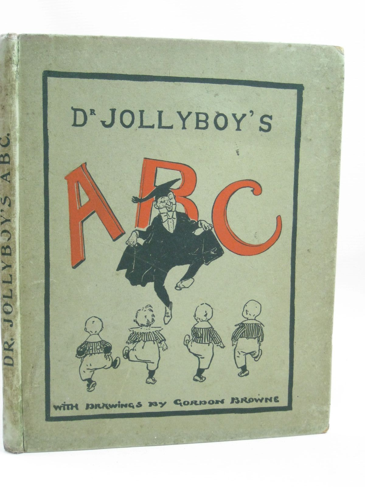 Photo of DR. JOLLYBOY'S ABC illustrated by Browne, Gordon published by Wells Gardner, Darton & Co. (STOCK CODE: 1316190)  for sale by Stella & Rose's Books