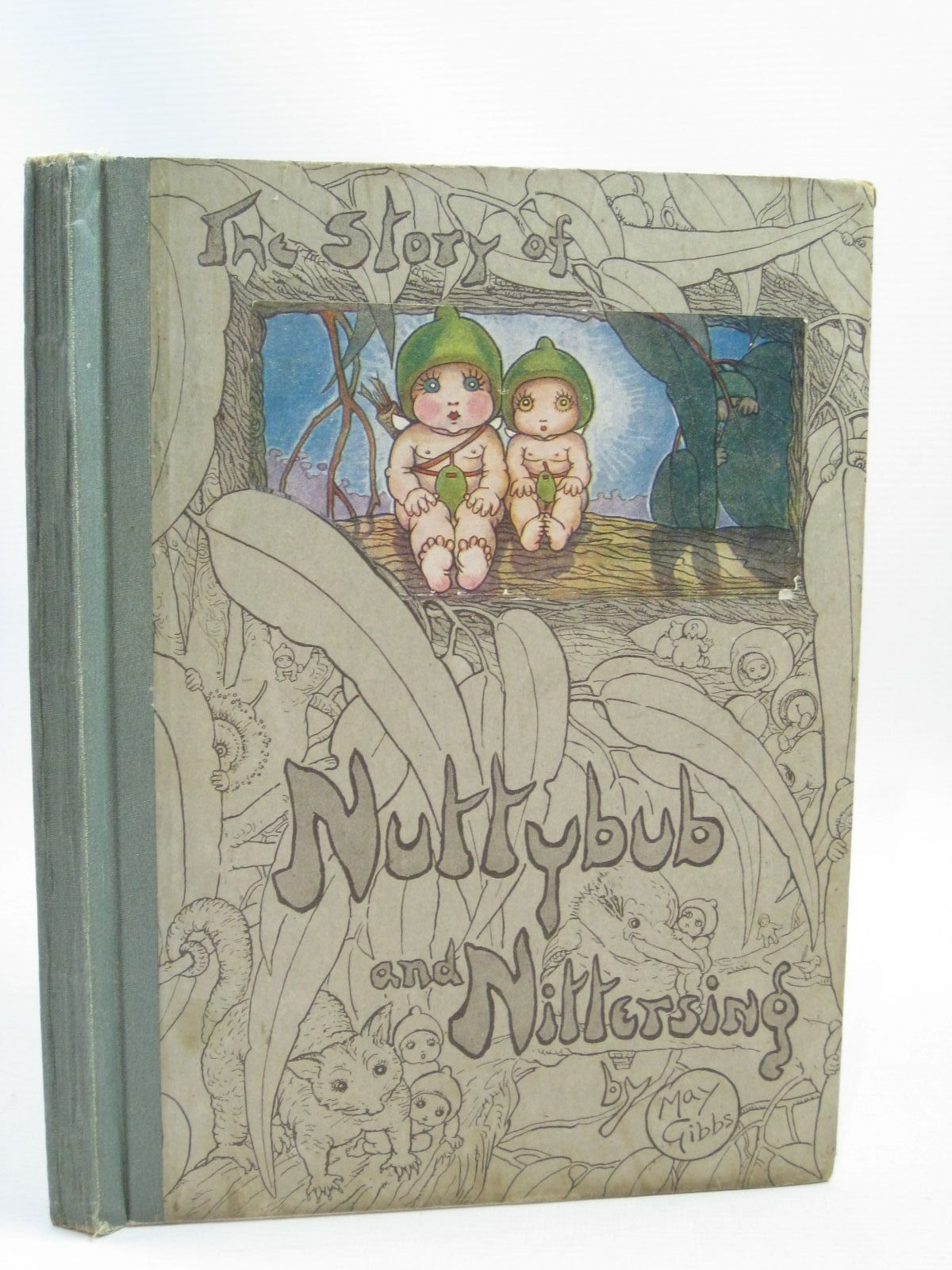Photo of THE STORY OF NUTTYBUB AND NITTERSING written by Gibbs, May illustrated by Gibbs, May published by Osboldstone & Co. Pty. Ltd (STOCK CODE: 1316209)  for sale by Stella & Rose's Books