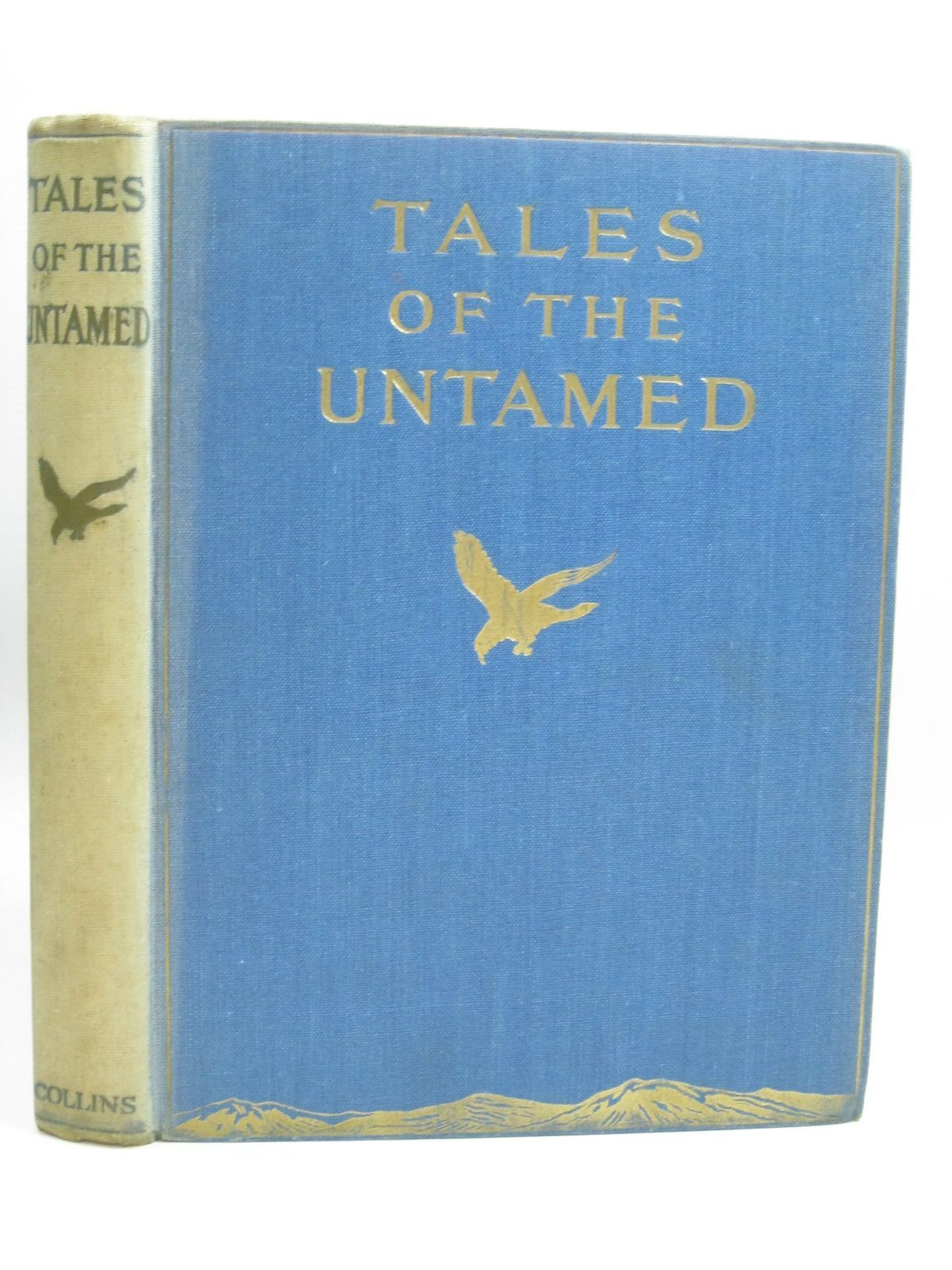 Photo of TALES OF THE UNTAMED written by Gordon, Seton