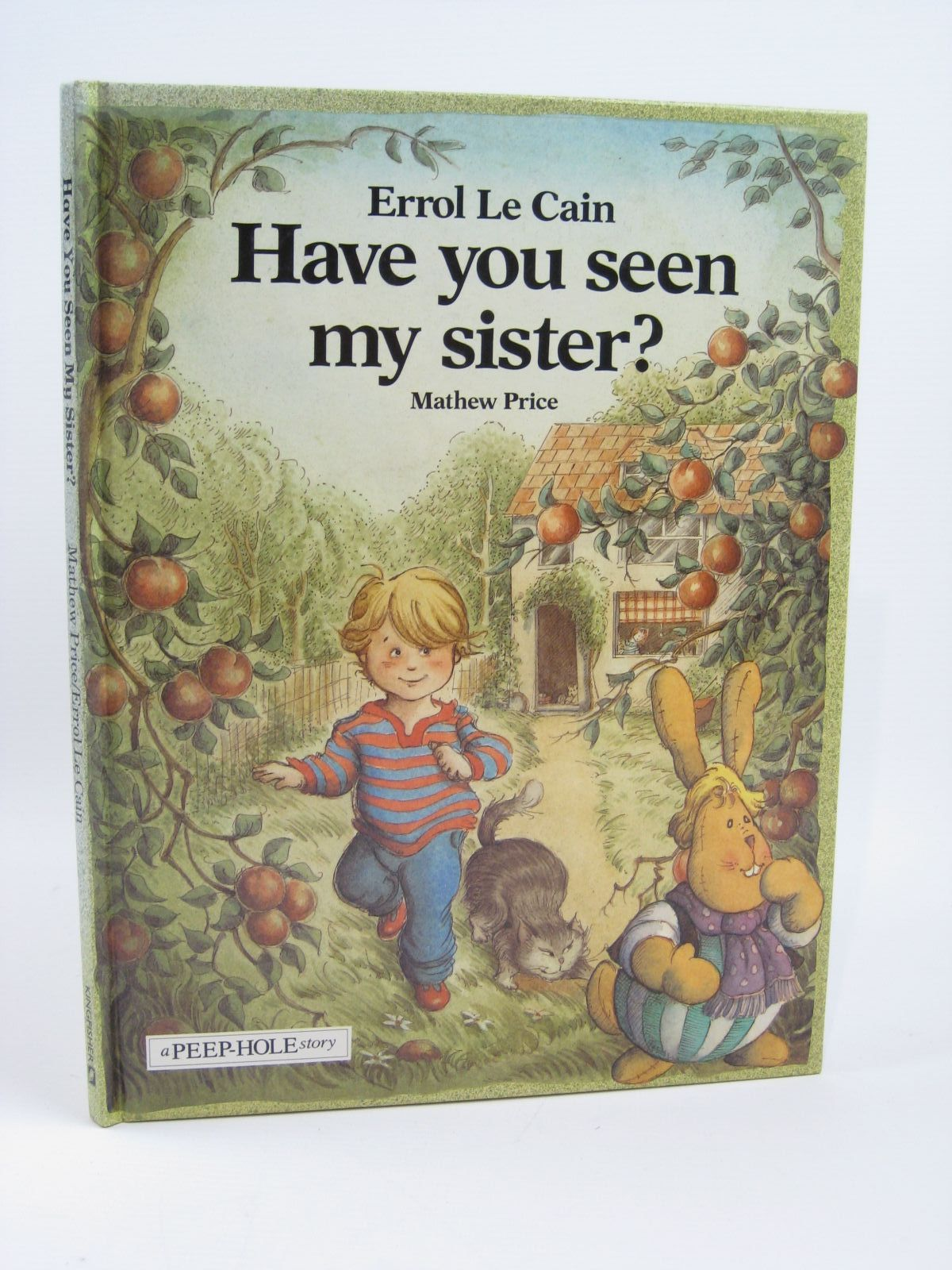 Photo of HAVE YOU SEEN MY SISTER? written by Price, Mathew illustrated by Le Cain, Errol published by Kingfisher (STOCK CODE: 1316290)  for sale by Stella & Rose's Books