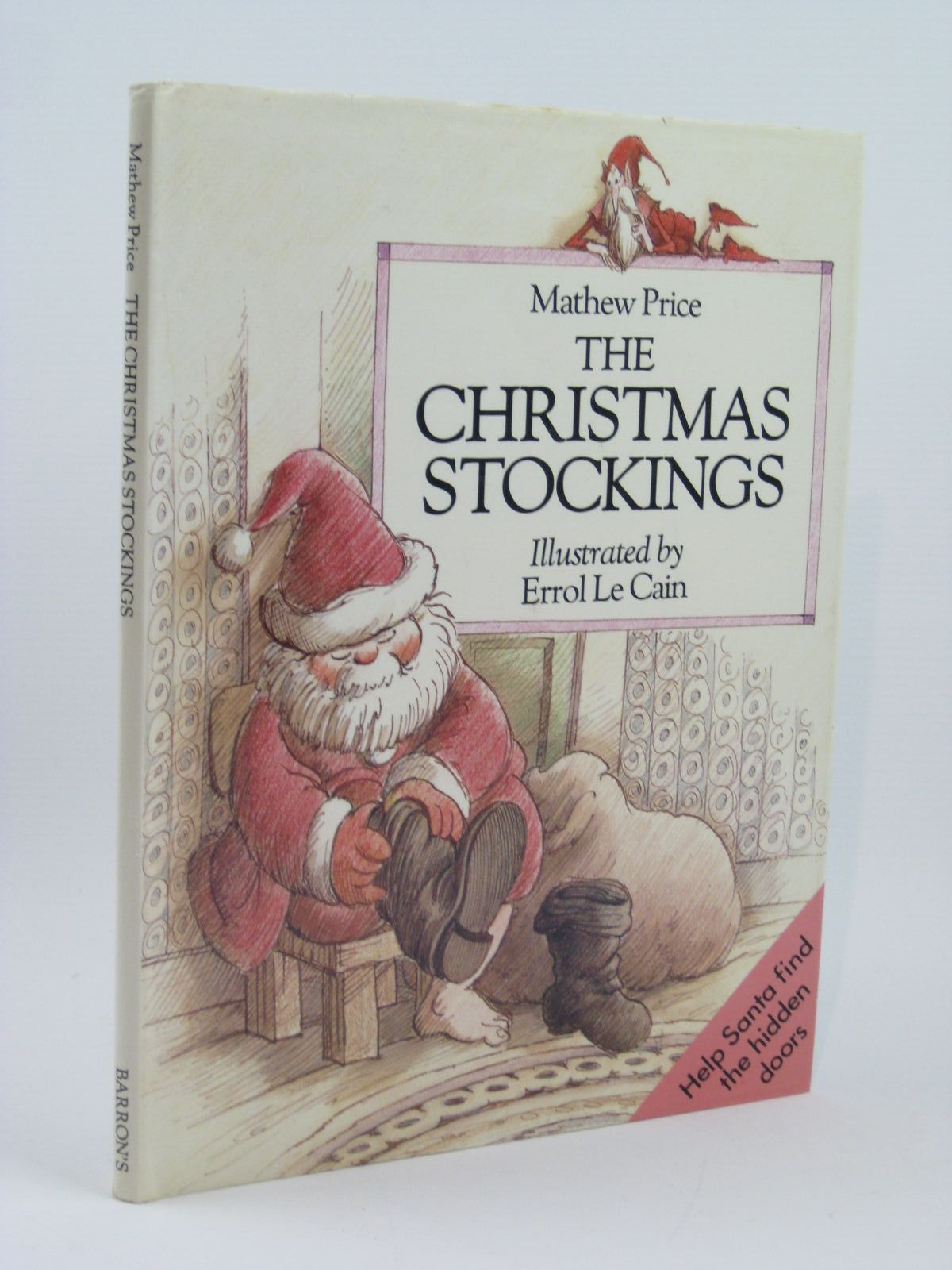 Photo of THE CHRISTMAS STOCKINGS- Stock Number: 1316309