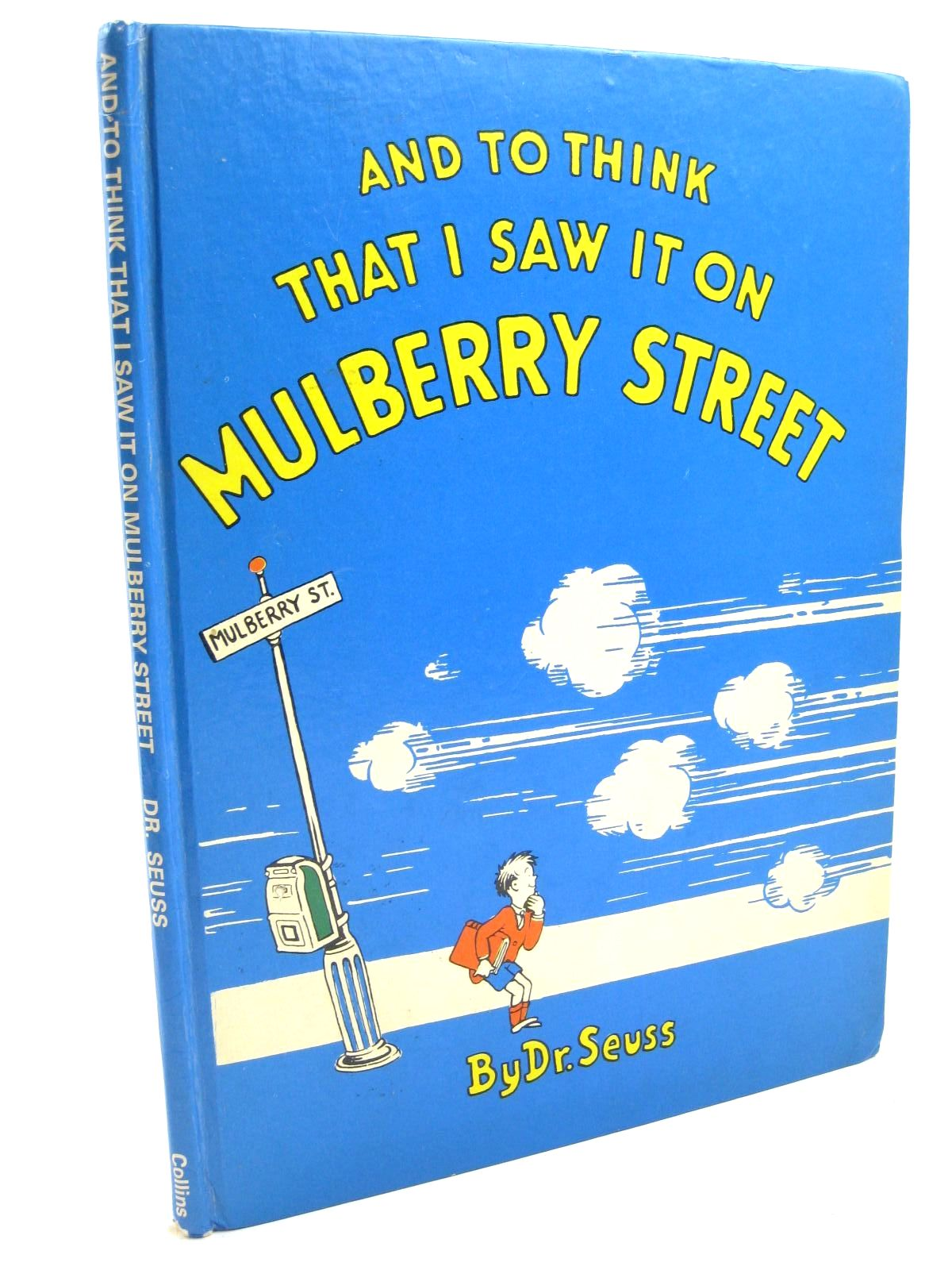 Photo of AND TO THINK THAT I SAW IT ON MULBERRY STREET- Stock Number: 1316324
