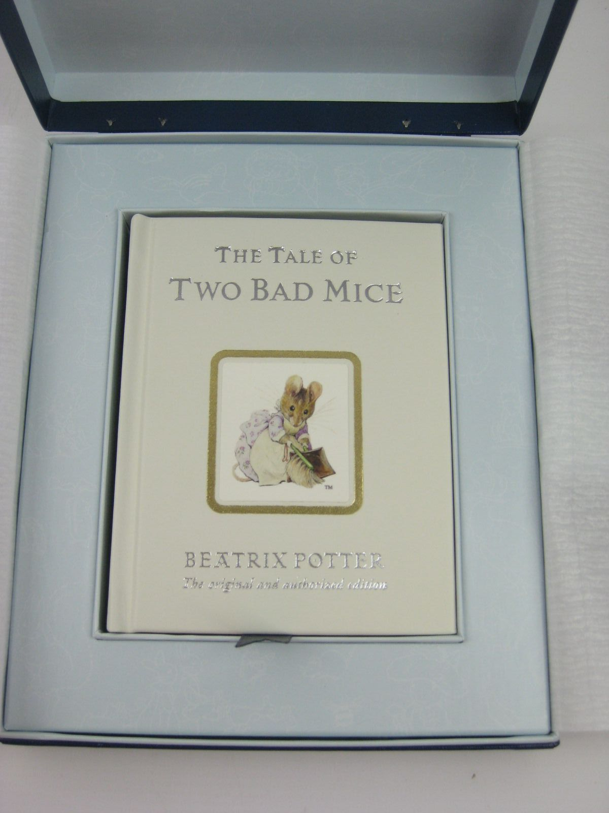 Photo of THE TALE OF TWO BAD MICE written by Potter, Beatrix illustrated by Potter, Beatrix published by Frederick Warne, The Penguin Group (STOCK CODE: 1316343)  for sale by Stella & Rose's Books