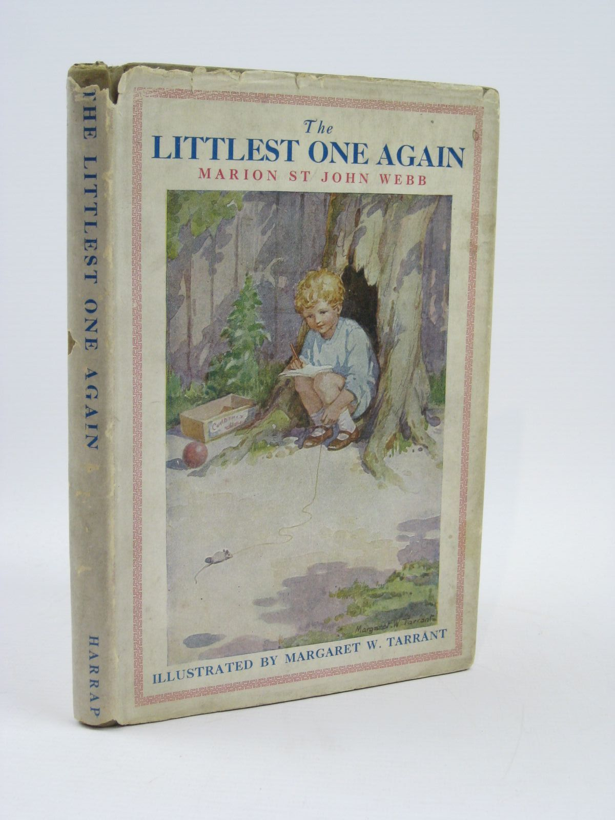 Photo of THE LITTLEST ONE AGAIN written by Webb, Marion St. John illustrated by Tarrant, Margaret published by George G. Harrap & Co. Ltd. (STOCK CODE: 1316392)  for sale by Stella & Rose's Books