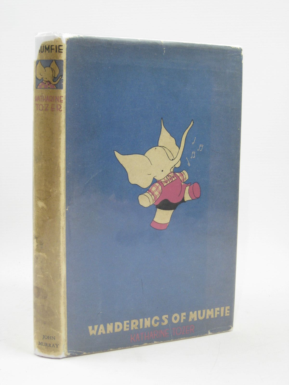 Photo of THE WANDERINGS OF MUMFIE- Stock Number: 1316399