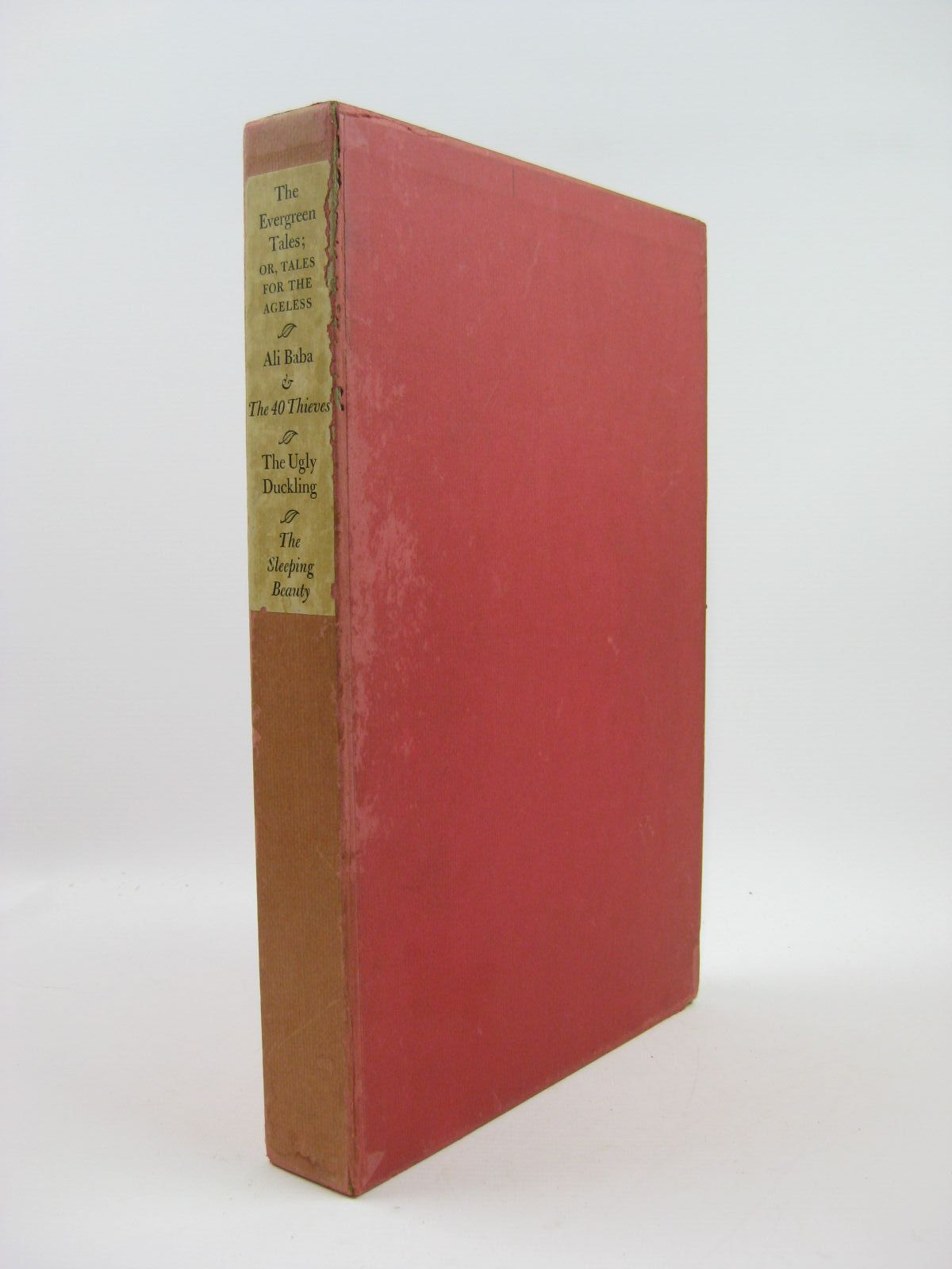 Photo of THE EVERGREEN TALES; OR TALES FOR THE AGELESS- Stock Number: 1316424