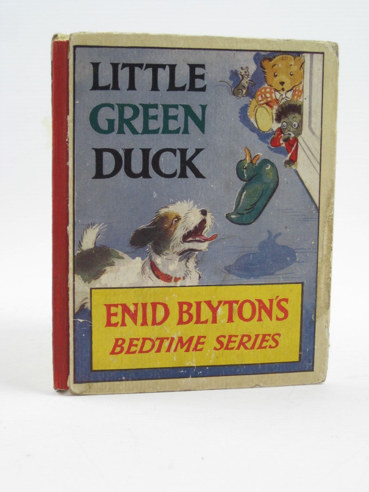 Photo of LITTLE GREEN DUCK written by Blyton, Enid illustrated by Soper, Eileen published by The Brockhampton Press Ltd. (STOCK CODE: 1316488)  for sale by Stella & Rose's Books