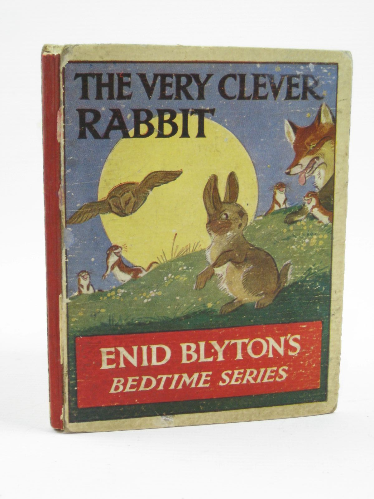 Photo of THE VERY CLEVER RABBIT written by Blyton, Enid illustrated by Soper, Eileen published by The Brockhampton Press Ltd. (STOCK CODE: 1316489)  for sale by Stella & Rose's Books