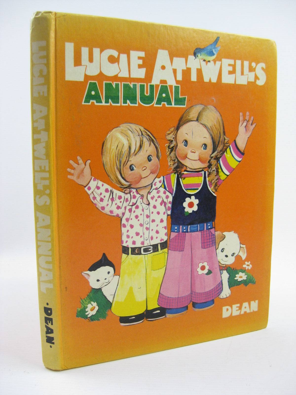 Photo of LUCIE ATTWELL'S ANNUAL 1973 written by Attwell, Mabel Lucie illustrated by Attwell, Mabel Lucie published by Dean & Son Ltd. (STOCK CODE: 1316513)  for sale by Stella & Rose's Books