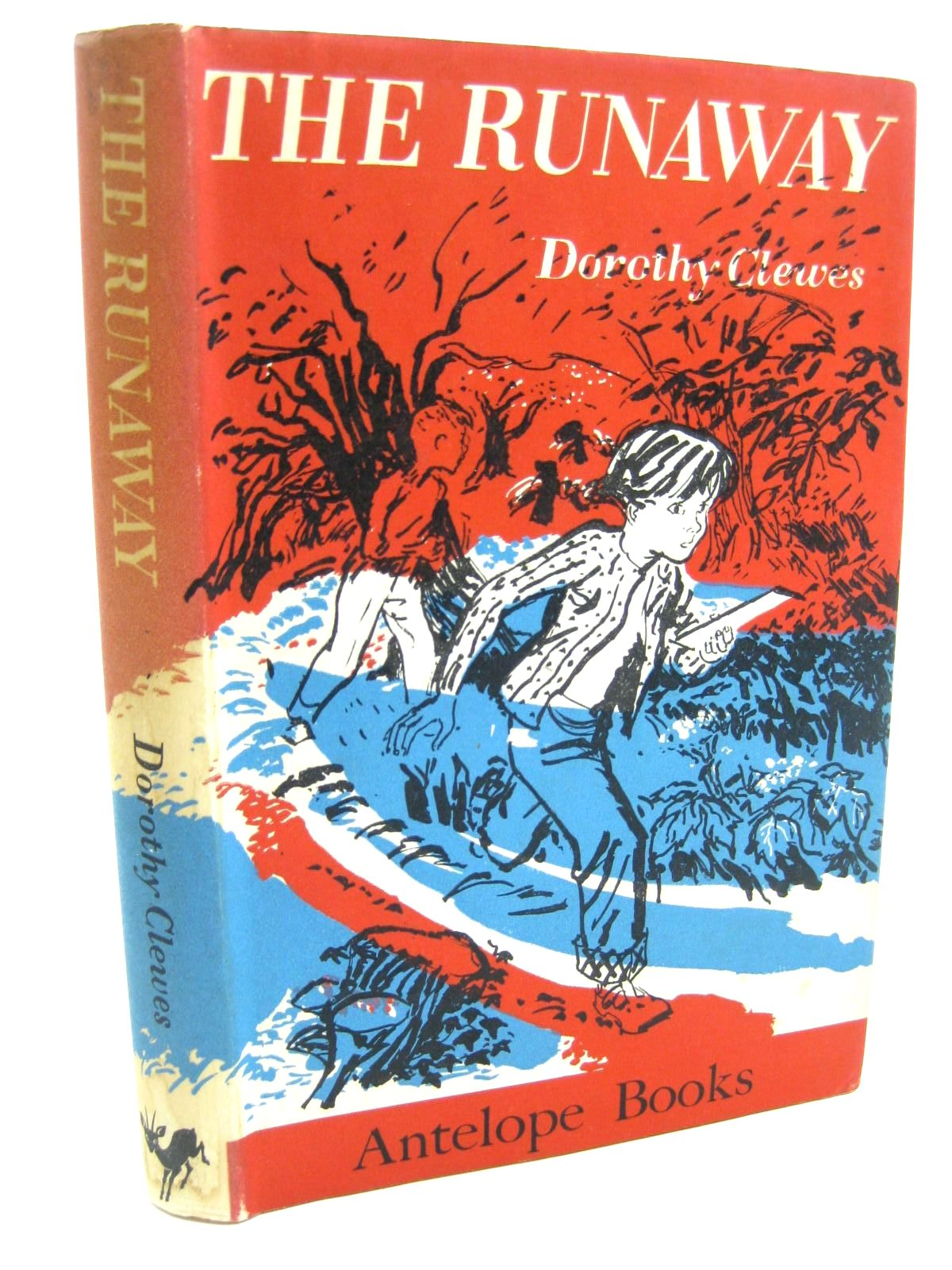 Photo of THE RUNAWAY written by Clewes, Dorothy illustrated by Beetles, Peggy published by Hamish Hamilton (STOCK CODE: 1316530)  for sale by Stella & Rose's Books
