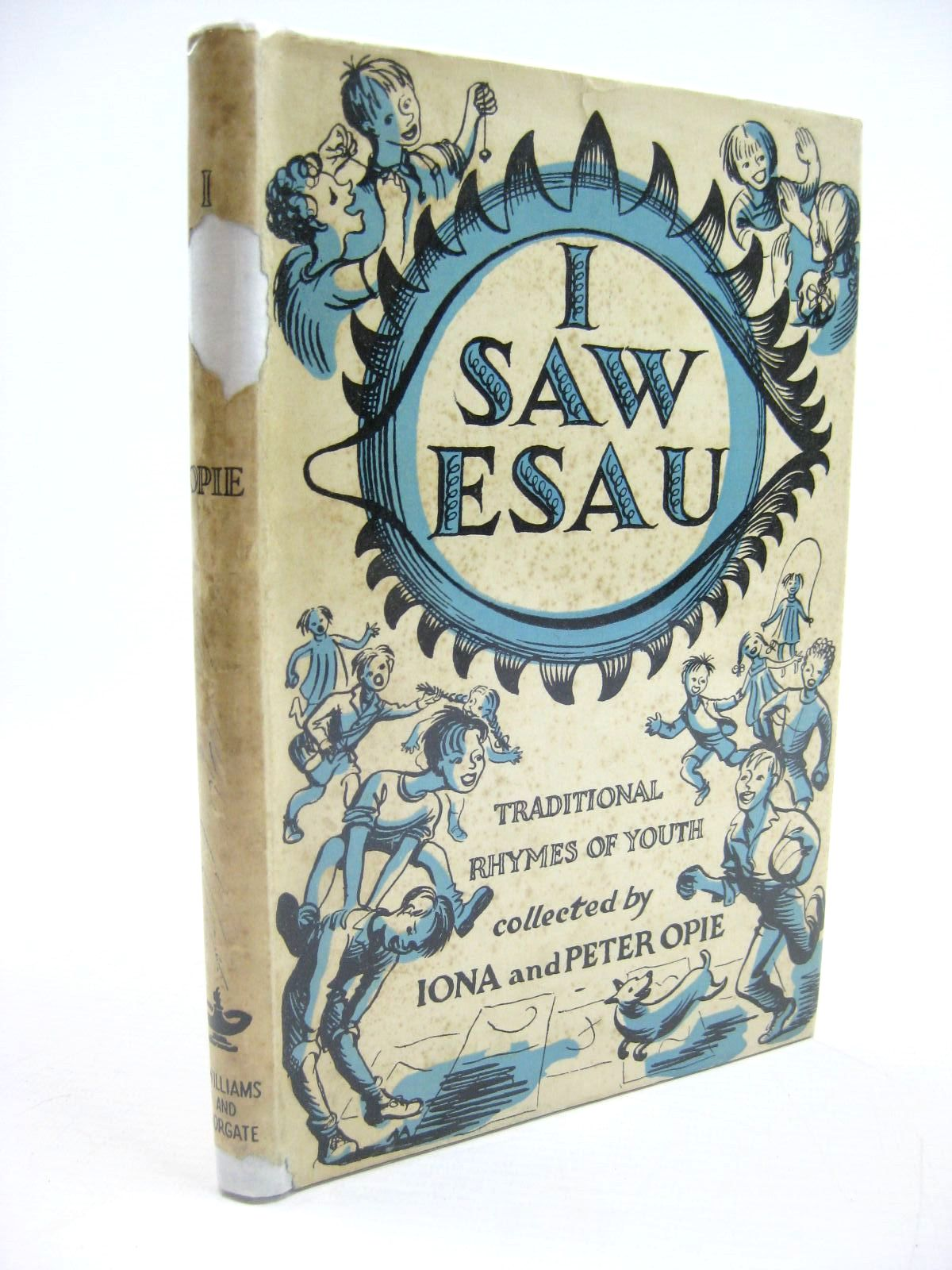 Photo of I SAW ESAU- Stock Number: 1316533